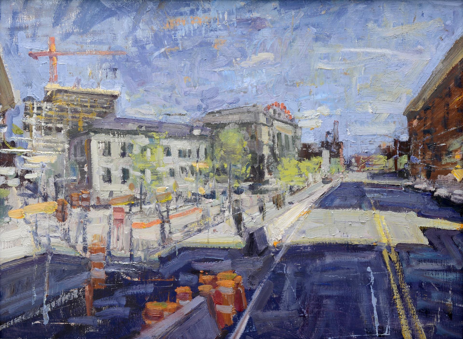 Union Station by Jim Beckner