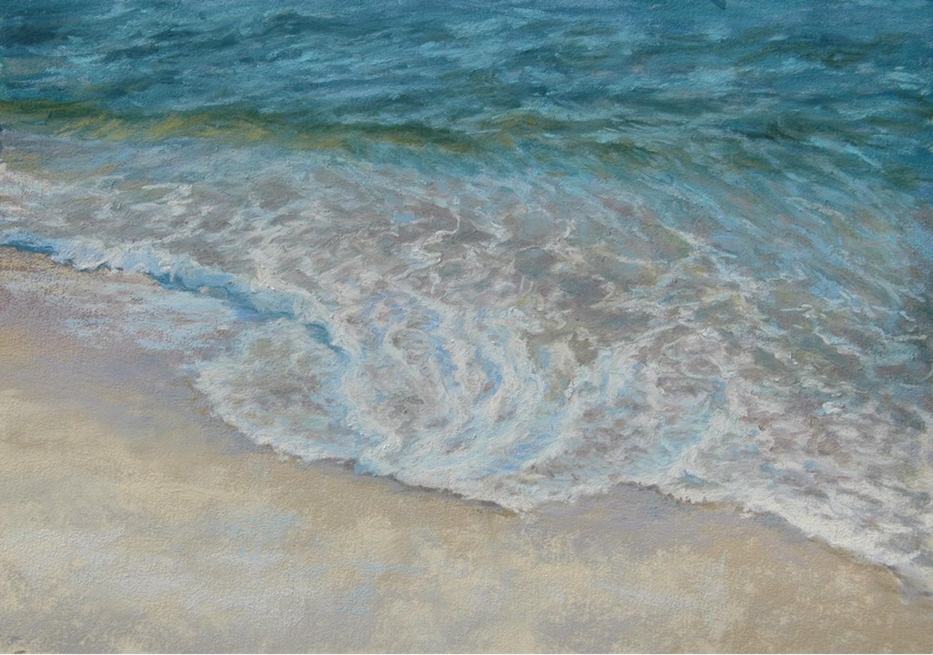 Beach Bubbles by Susan Klabak
