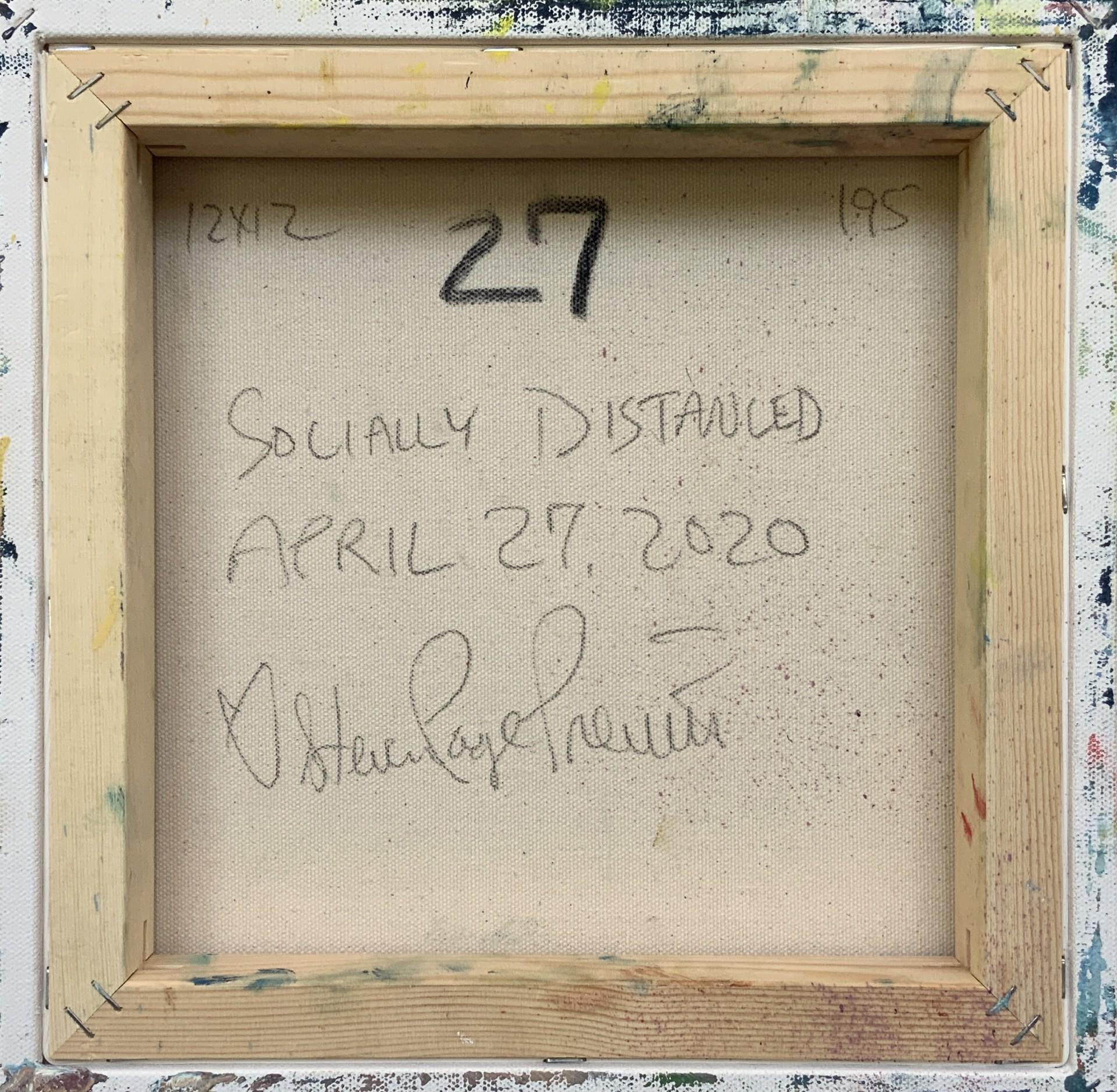 Socially Distanced 27 by stevenpage prewitt