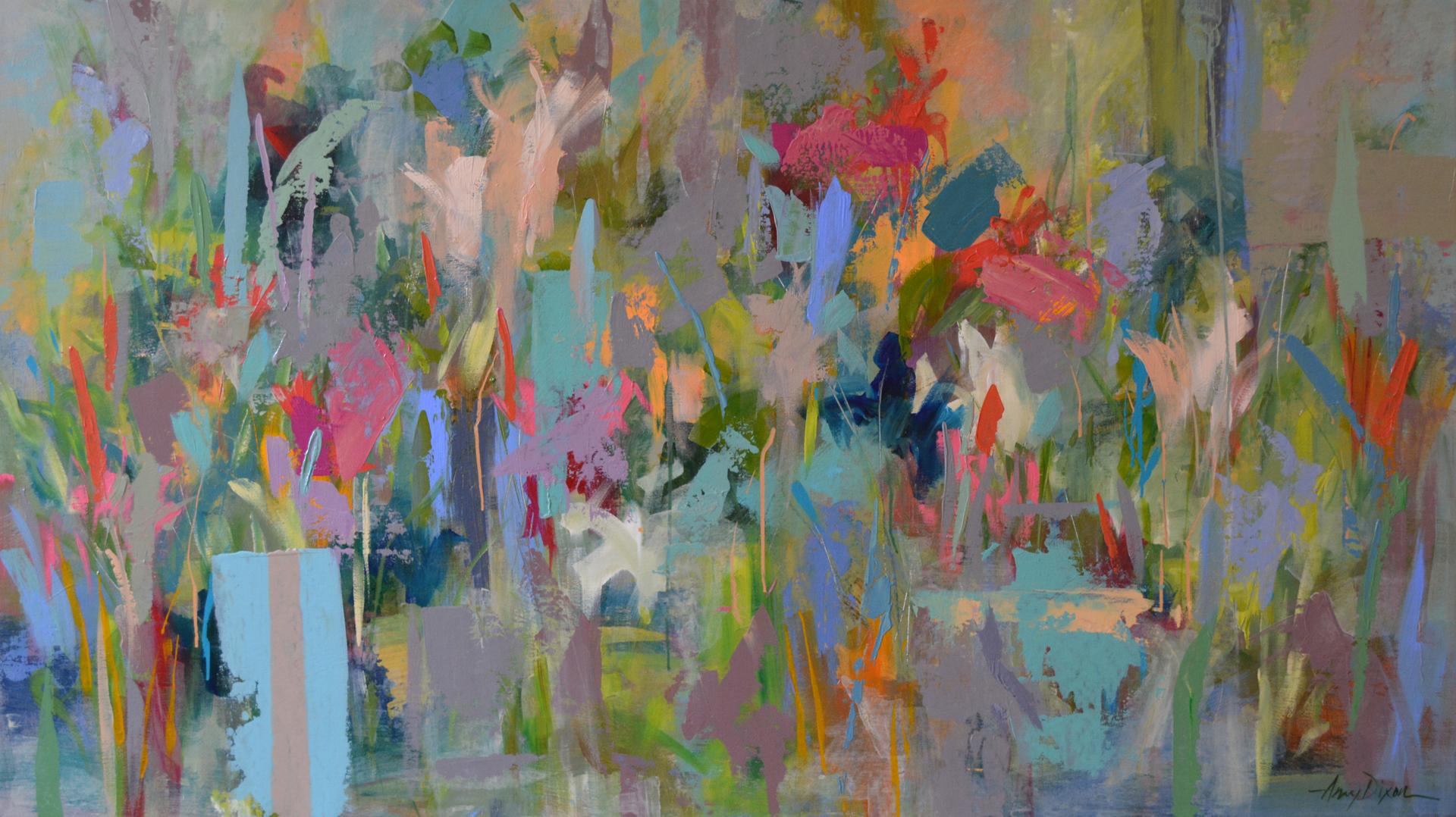 Imaginary Monet by Amy Dixon