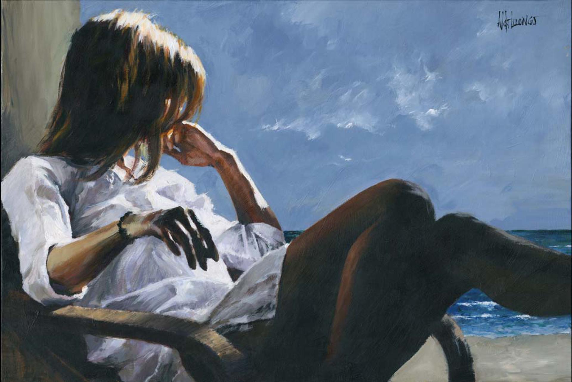Bright Silhouette by Aldo Luongo