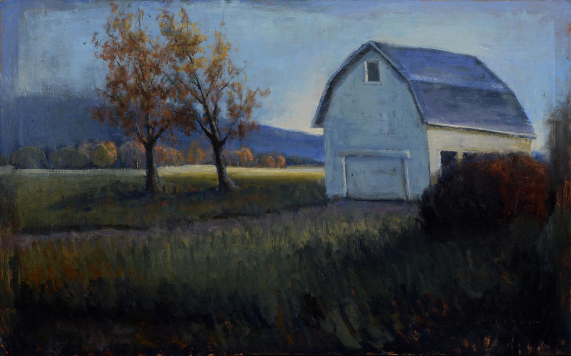 Autumn Light by Seth Winegar