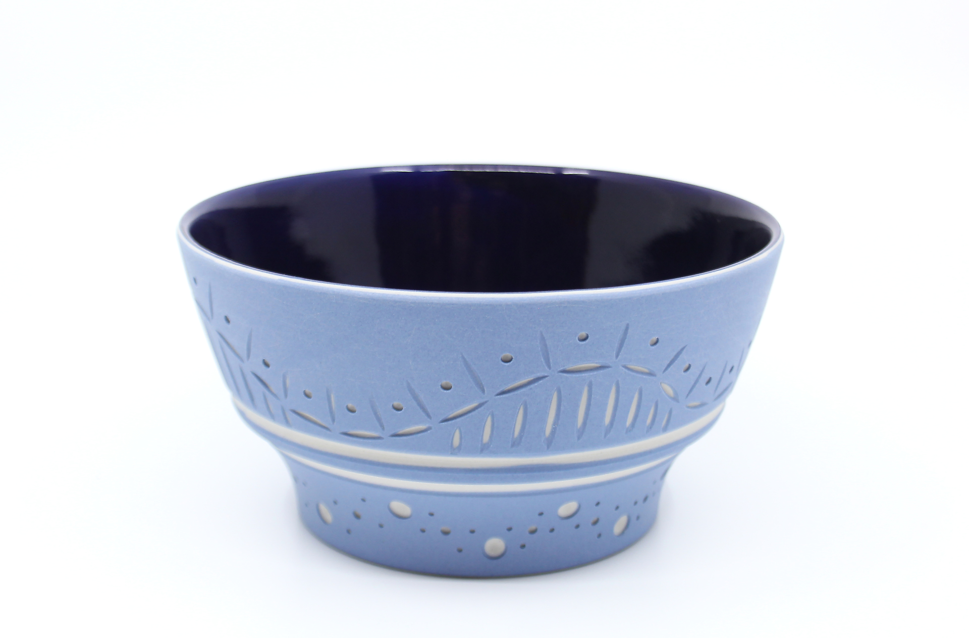 Blue Bowl by Chris Casey