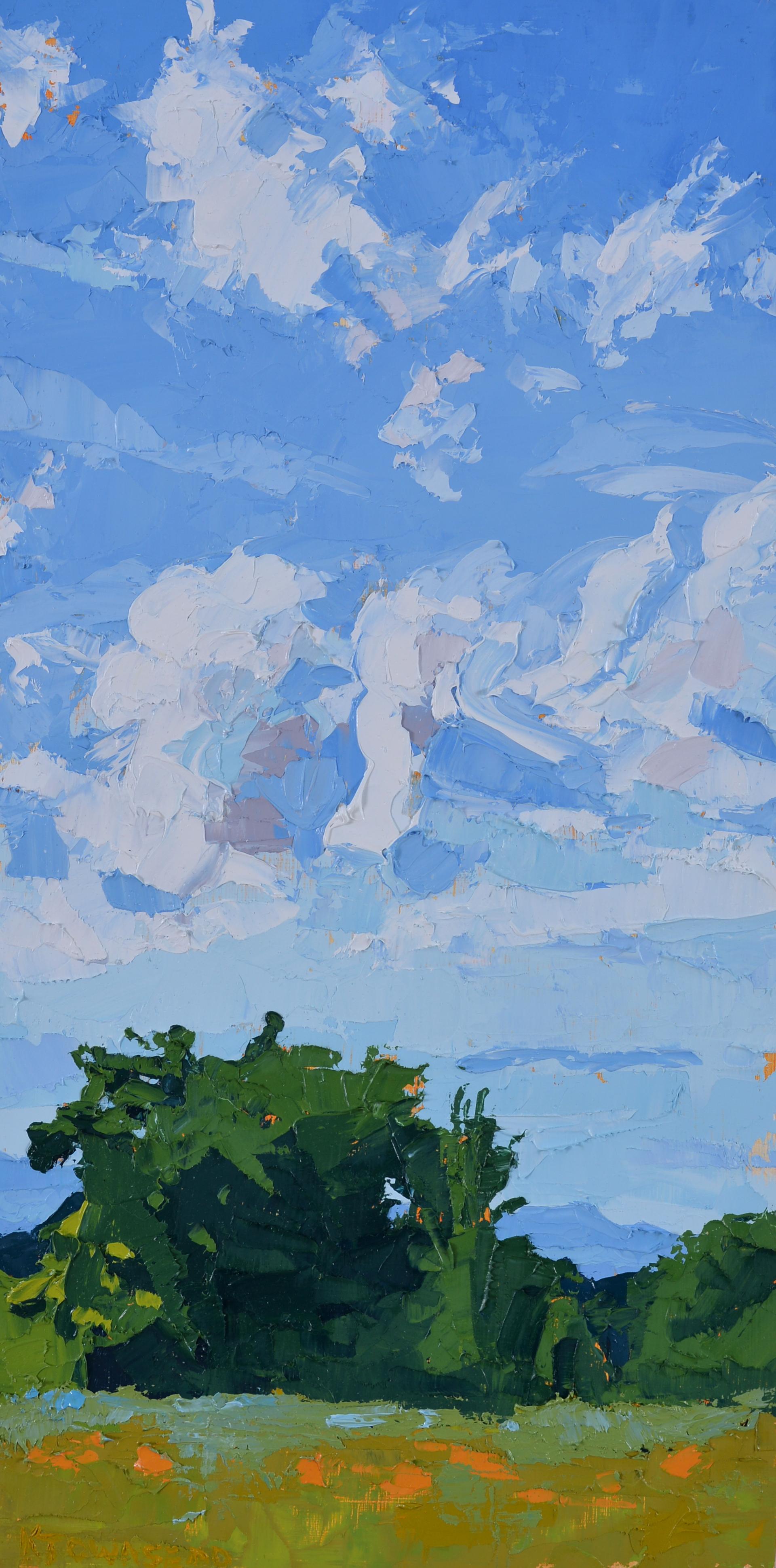 Windy Skies by Krista Townsend