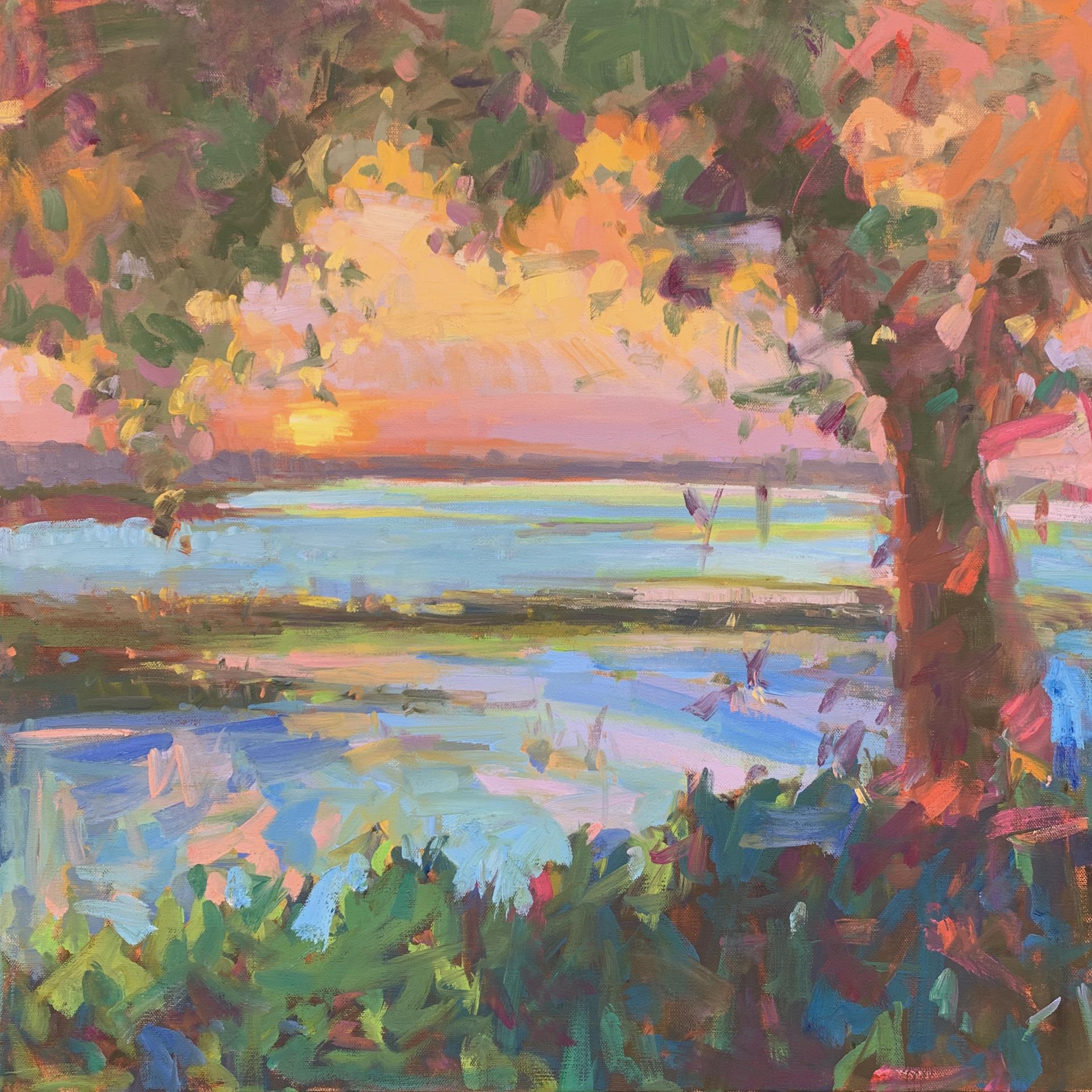 Kiawah at Sunrise by Marissa Vogl