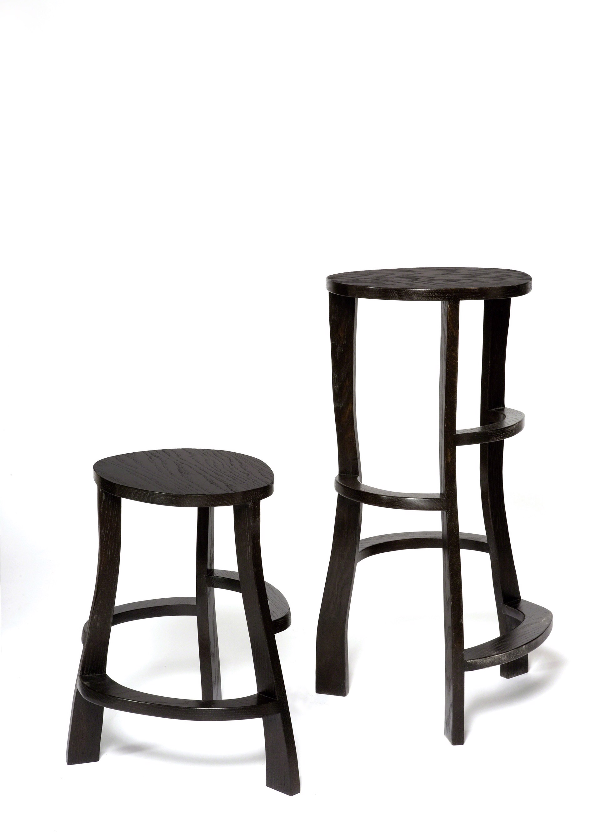 """Meanders"" Bar stool    by Jacques Jarrige"
