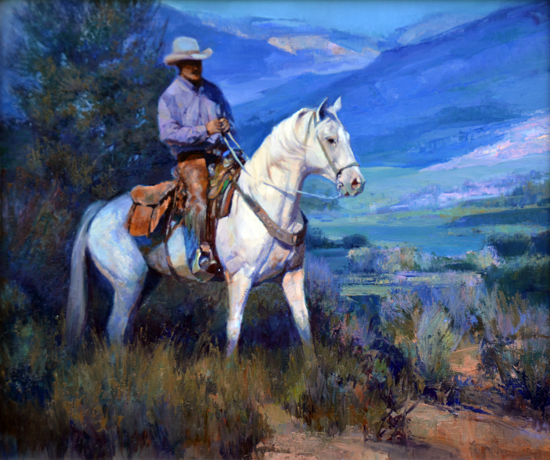 High Country Ride by Julie Jeppsen