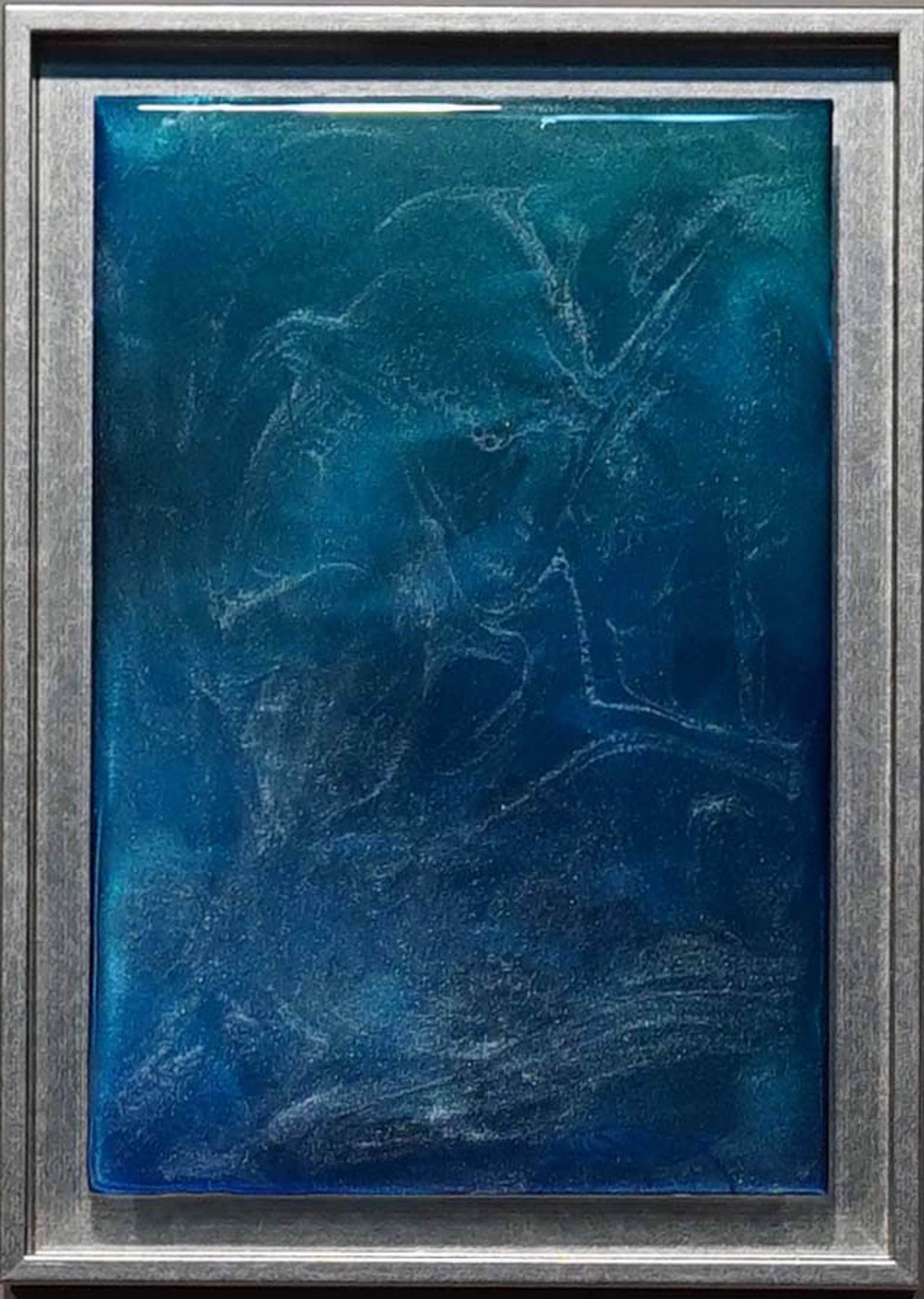 Lazy Blue by Lori Wylie