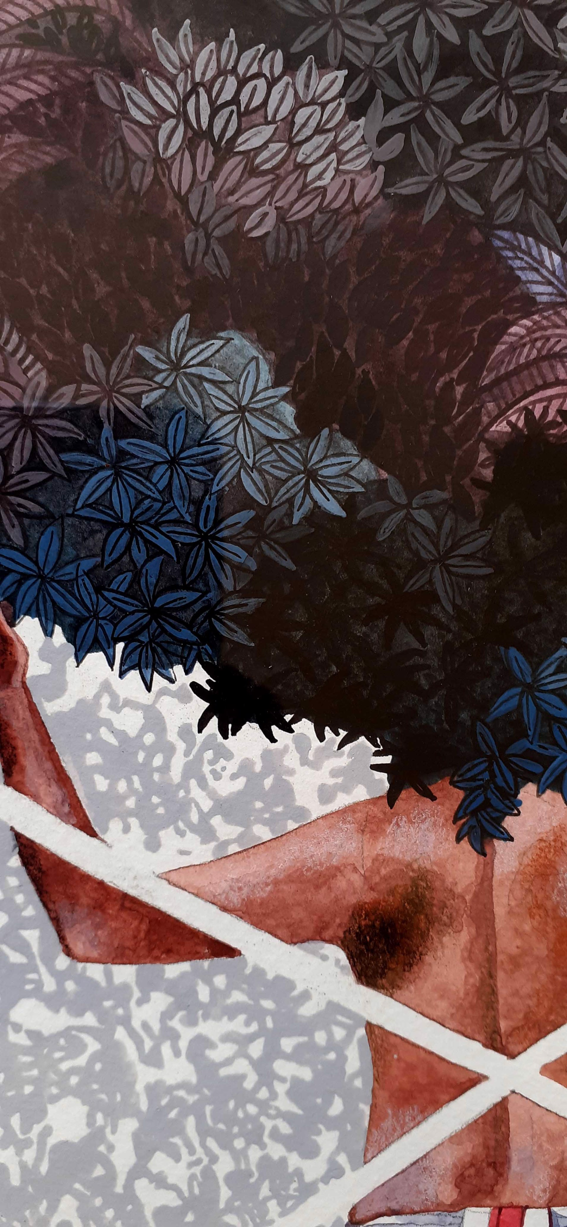 Alarming Willingness I  by Binay Sinha