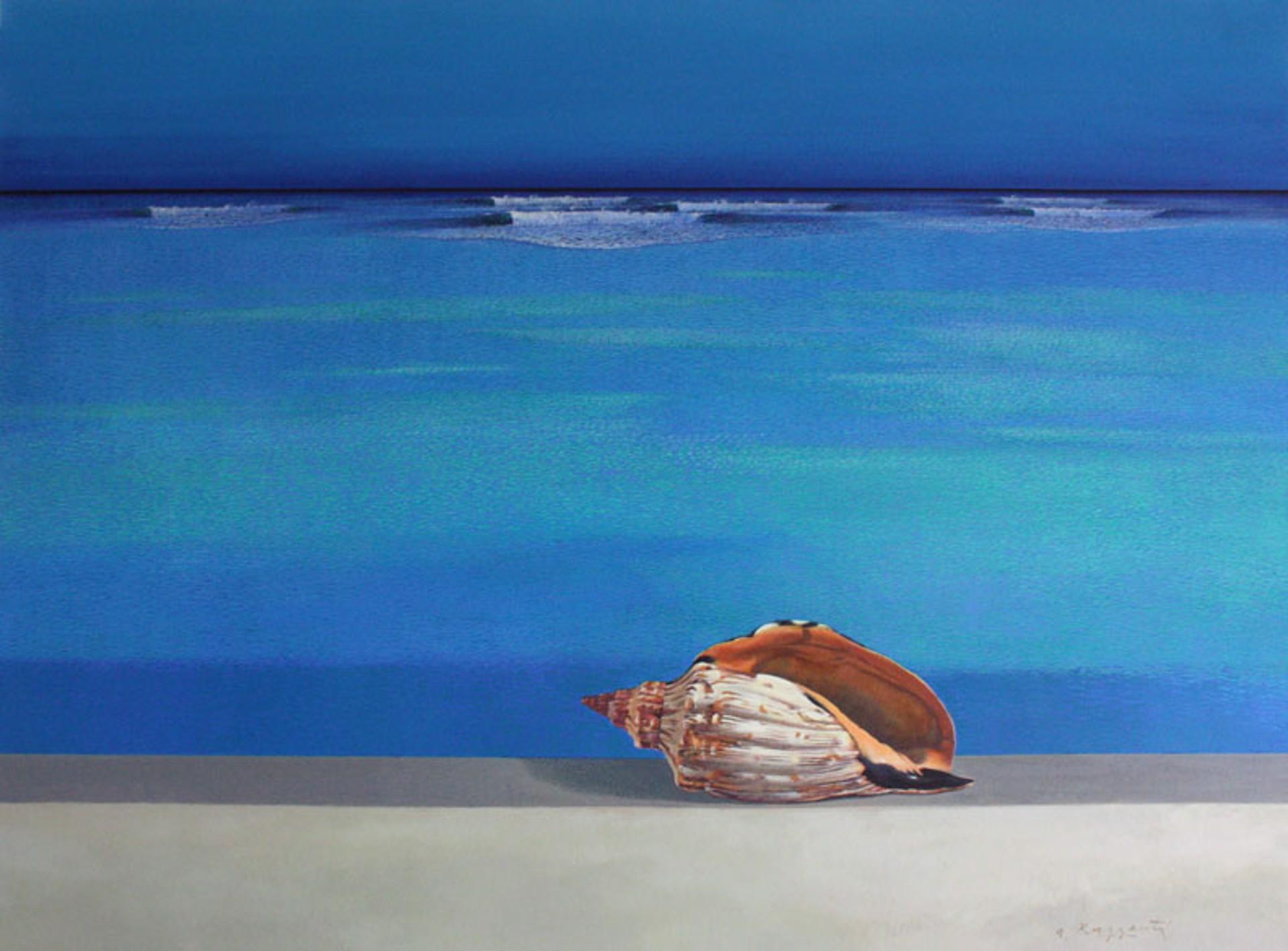 Sound Of The Ocean by Andrea Razzauti