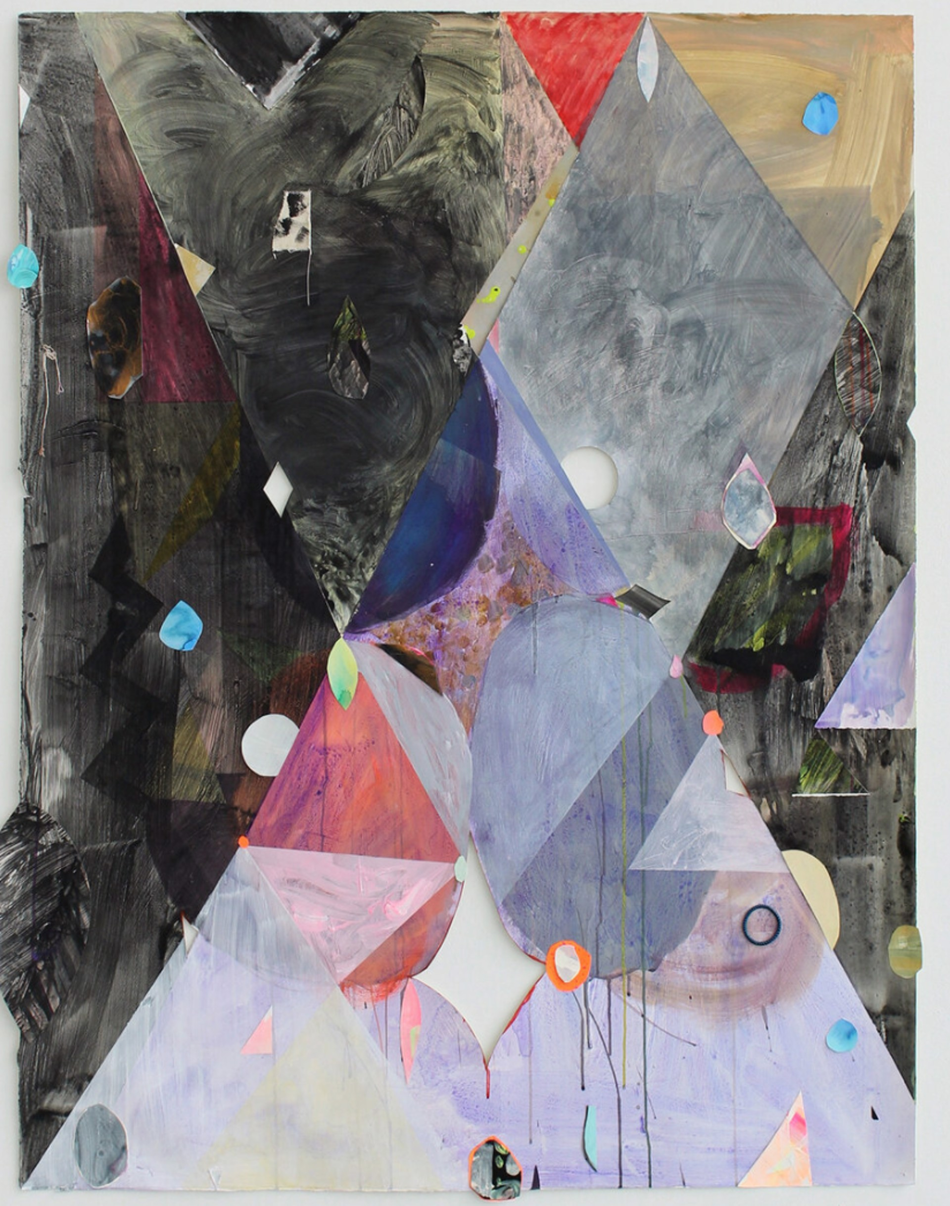Lauren Rice - Moon Shapes by Visiting Artist