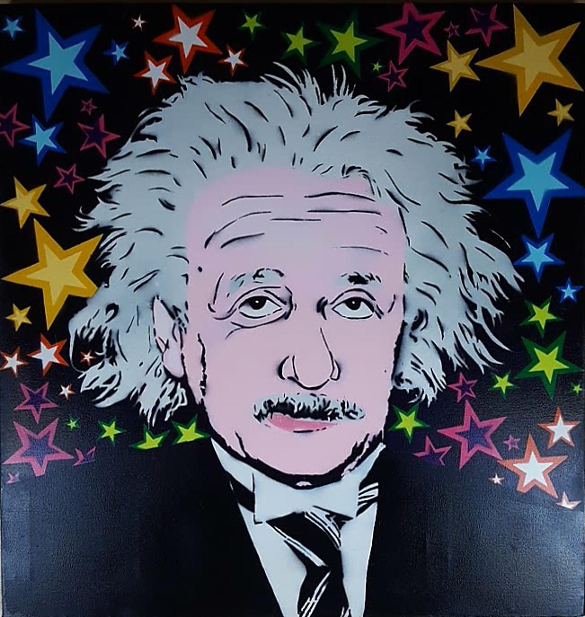 Stardust Einstein by Joss Parker