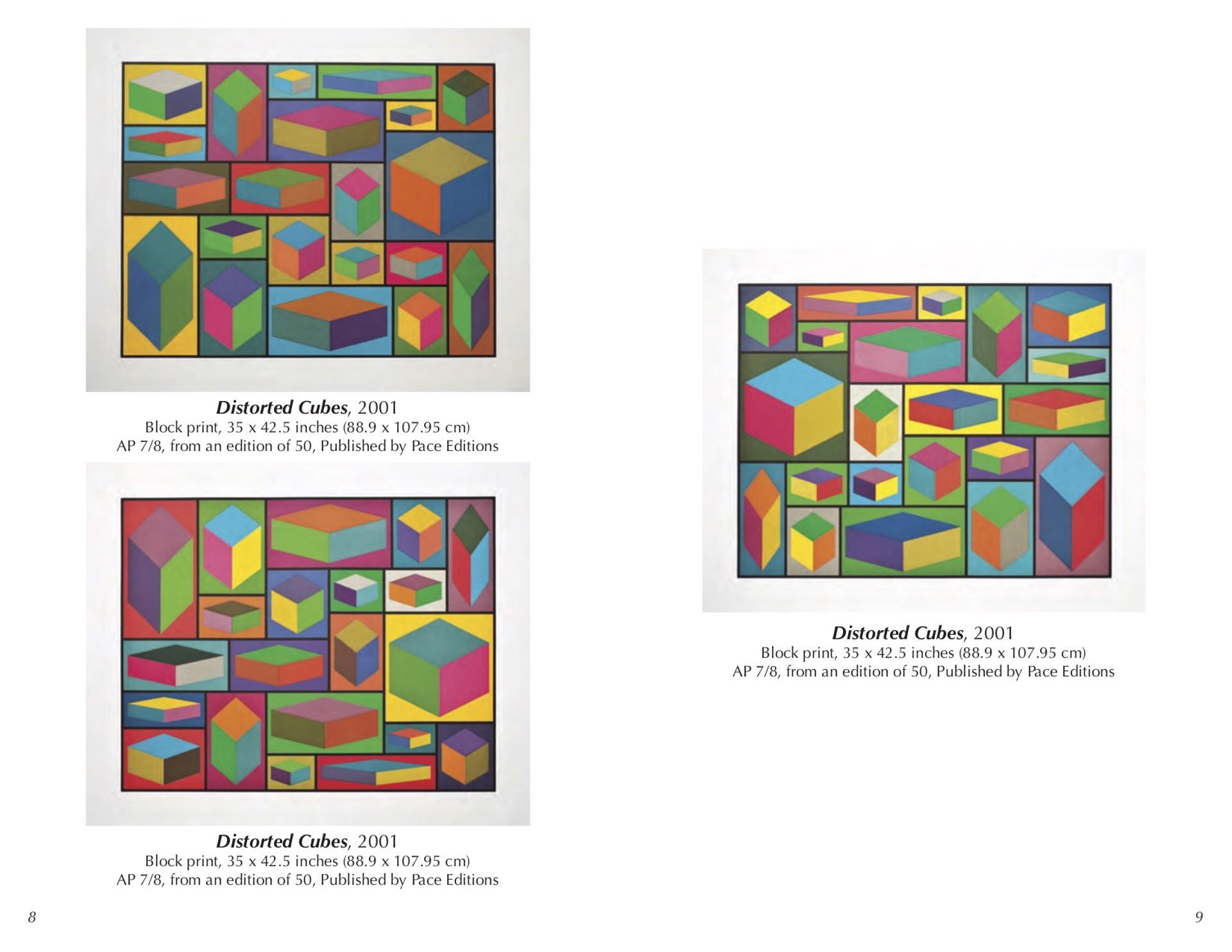 The Prints of Sol Lewitt