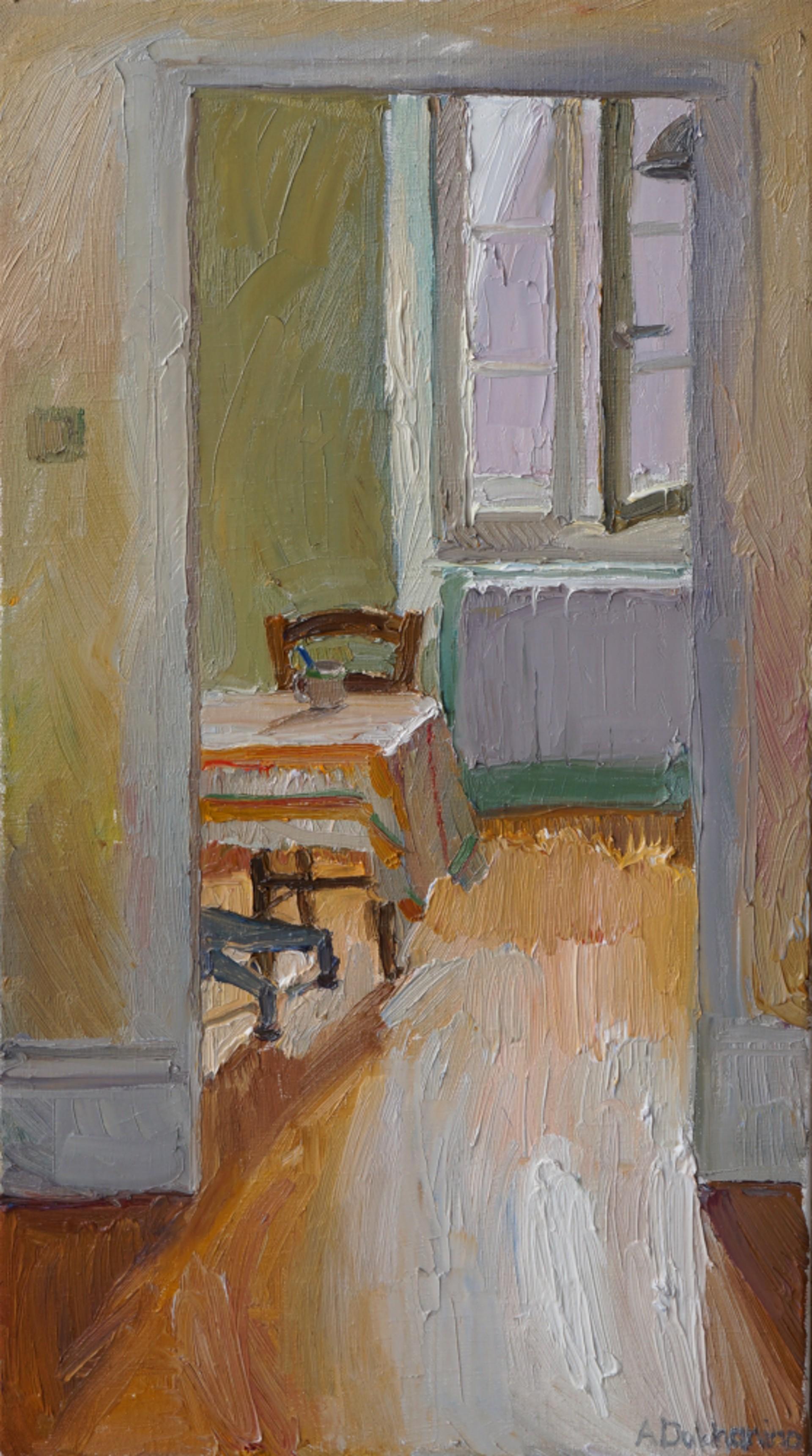 Open Window by Anastasia Dukhanina