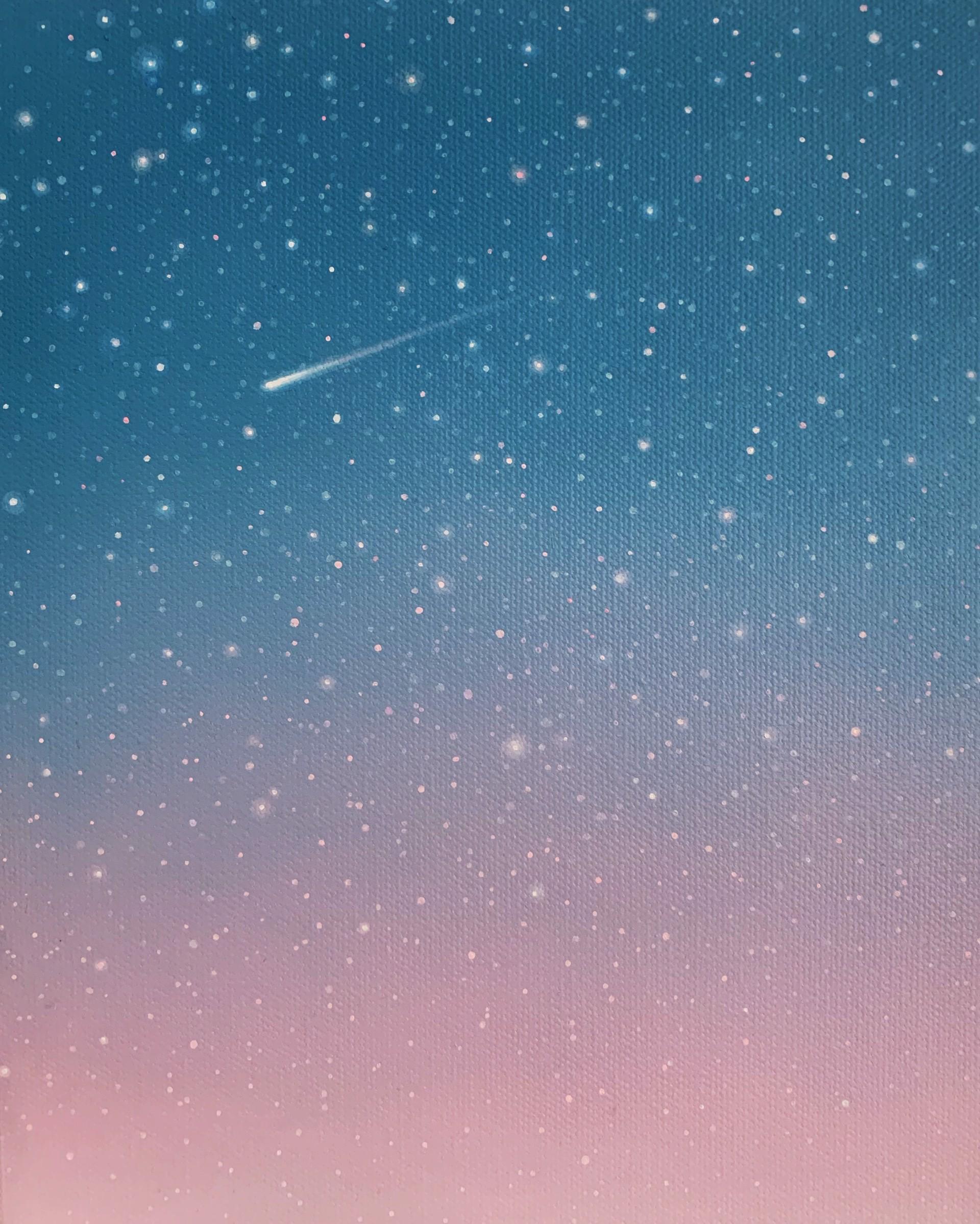 Shooting Star by Rachel Walter