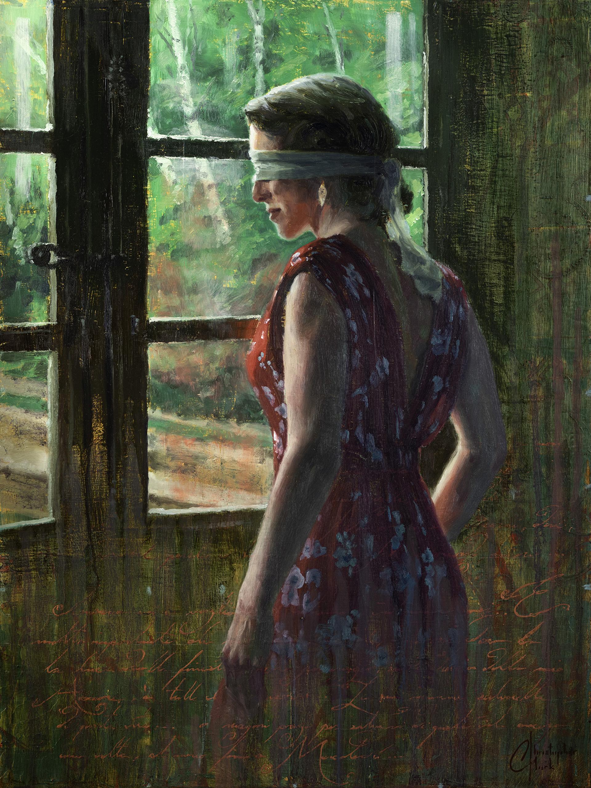 Feeling the Light by Christopher Clark