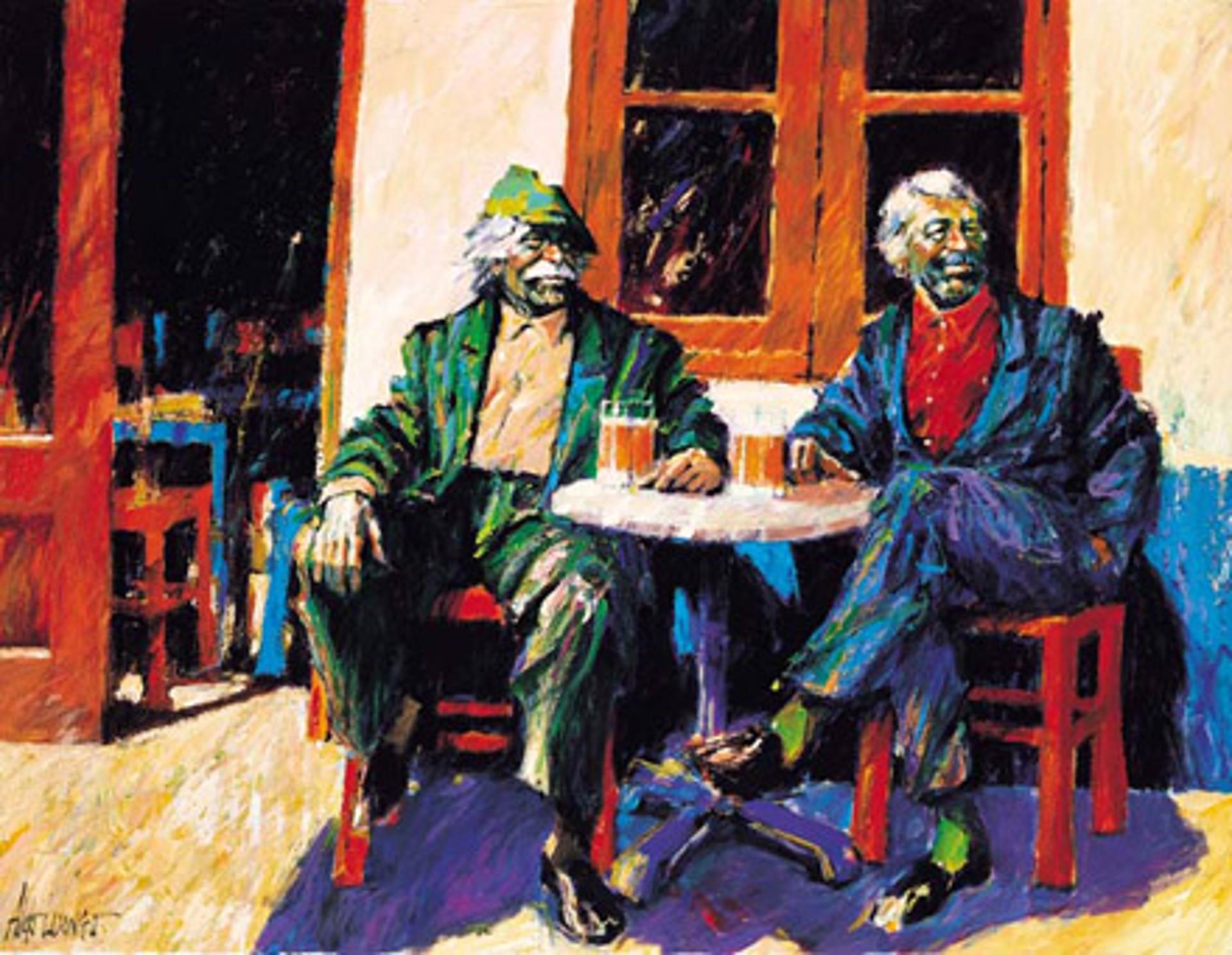 Cafe de Barrio by Aldo Luongo