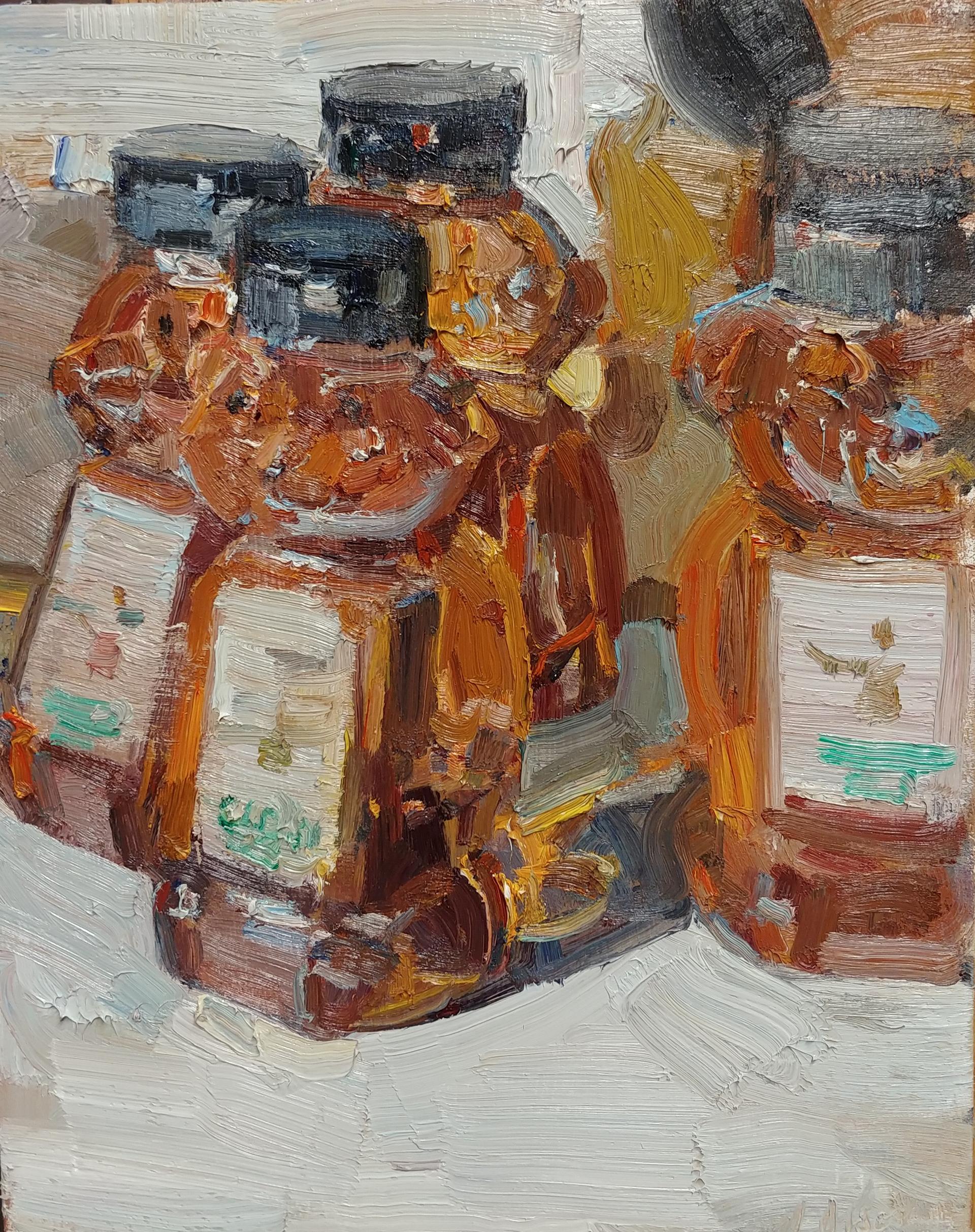 Honey Bears by Mikael Olson