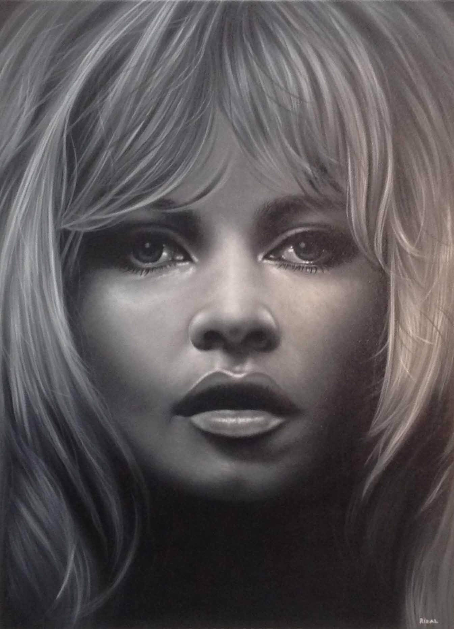 """Celebrity Series"" Brigitte Bardot by Ismed Rizal"