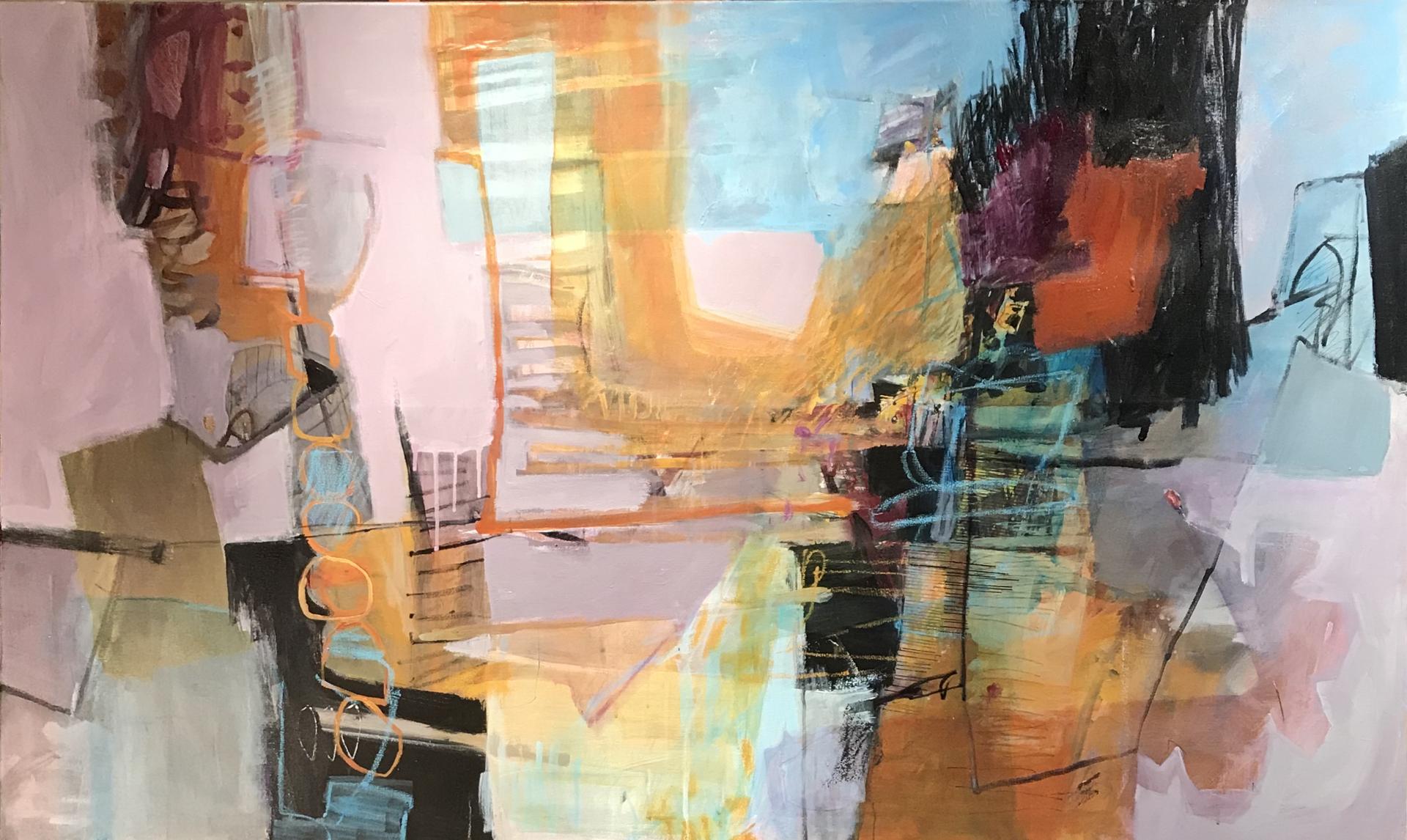 Sunglow by Dorothy Ganek