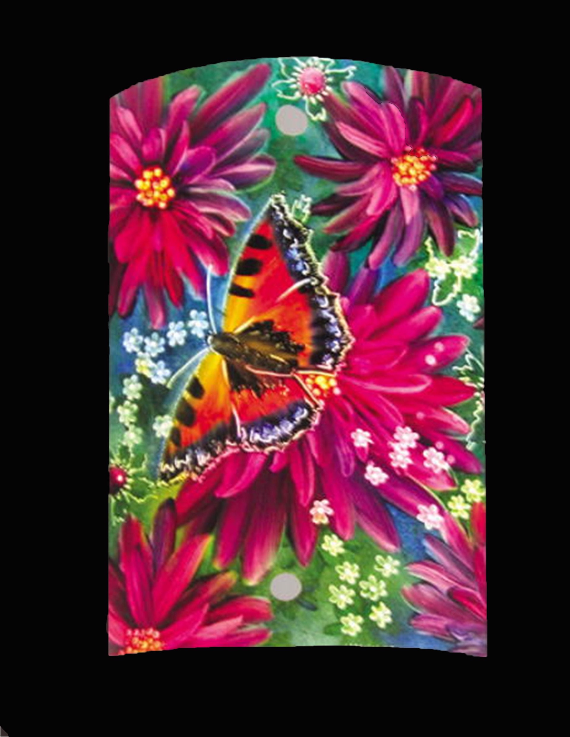 Design Butterfly by Jamie Barthel