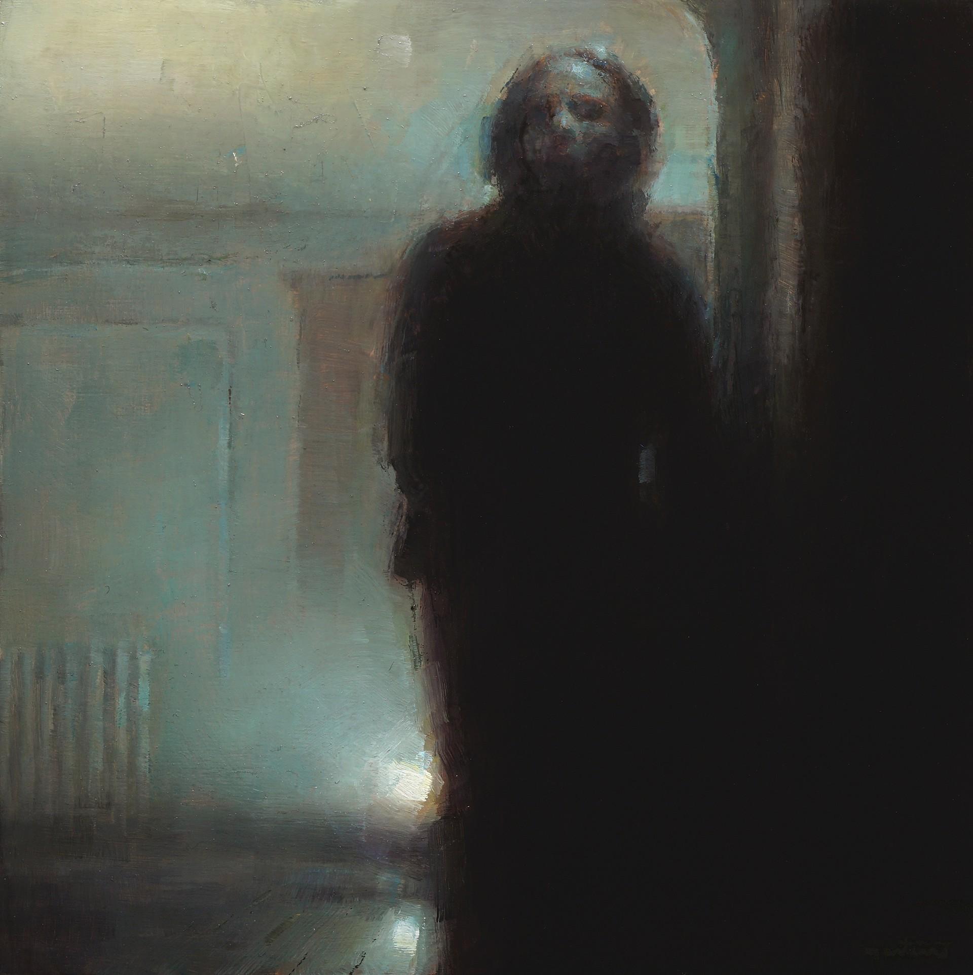 Woman in Shadow by Nicolas Martin