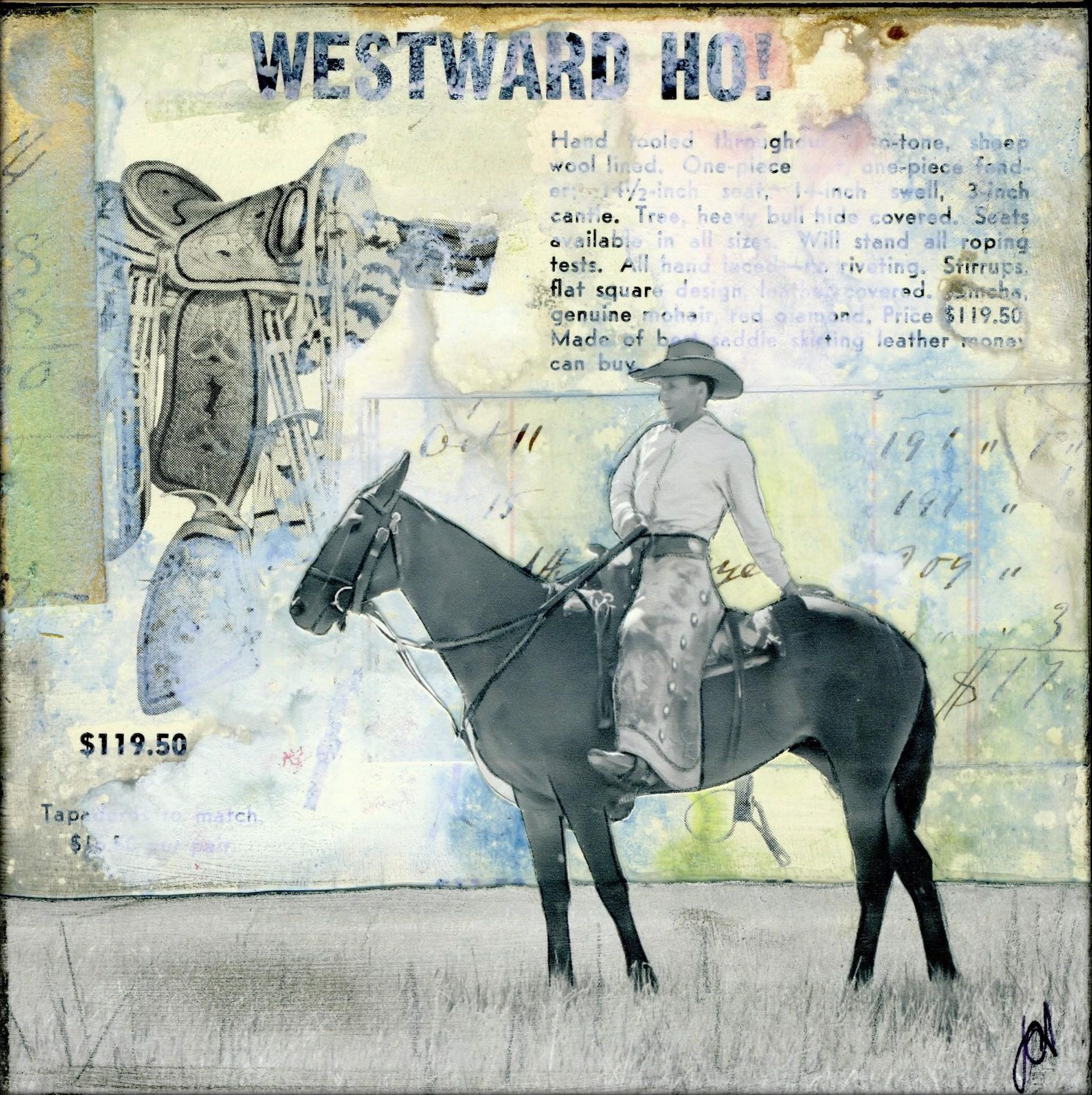 Westward Ho by JC Spock