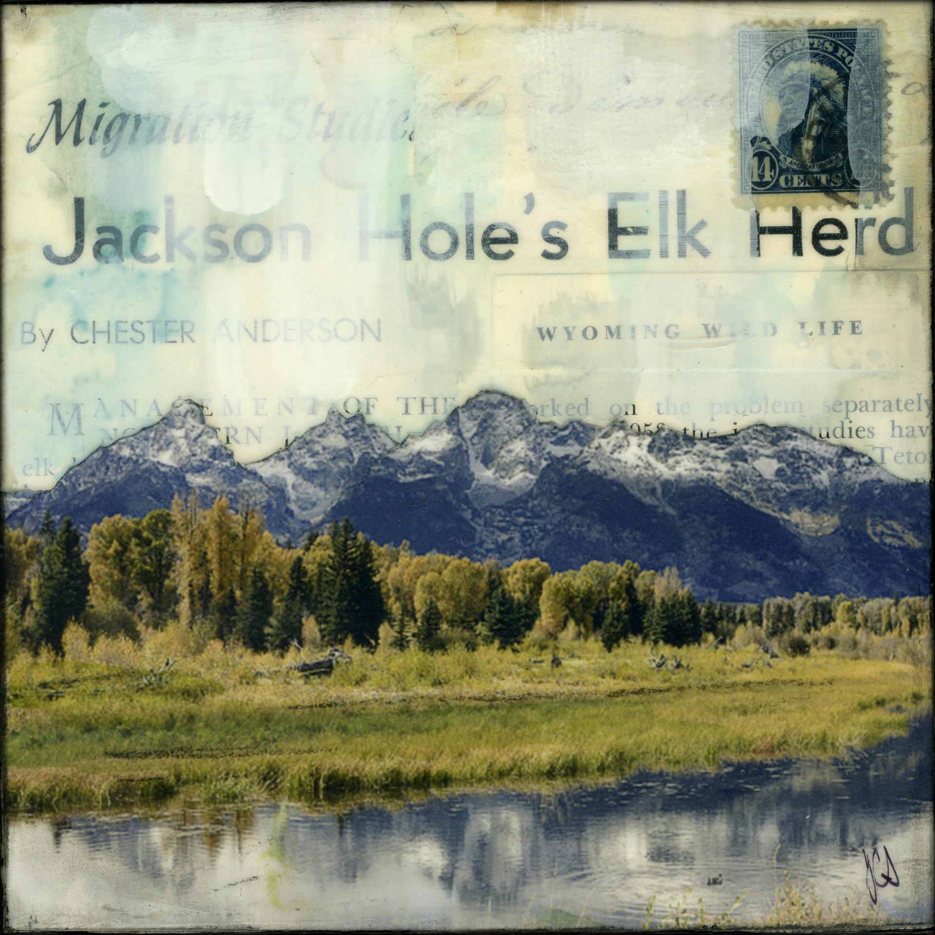 Tetons by JC Spock