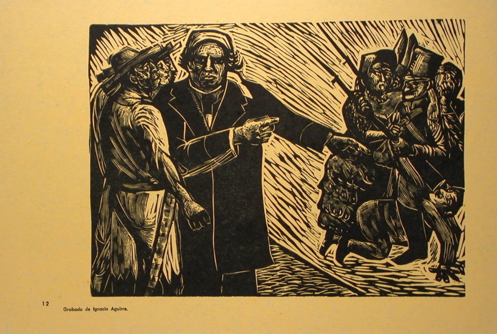 Morelos, El Implacable by Ignacio Aguirre (1900 – 1990)