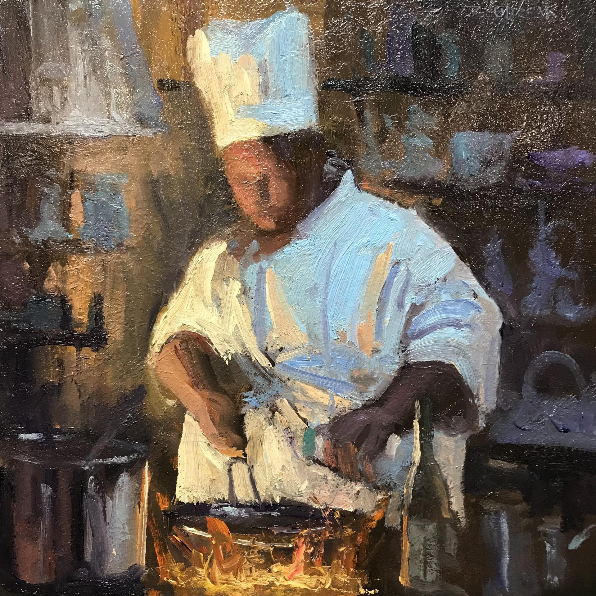 Master Chef  by Joe Gyurcsak