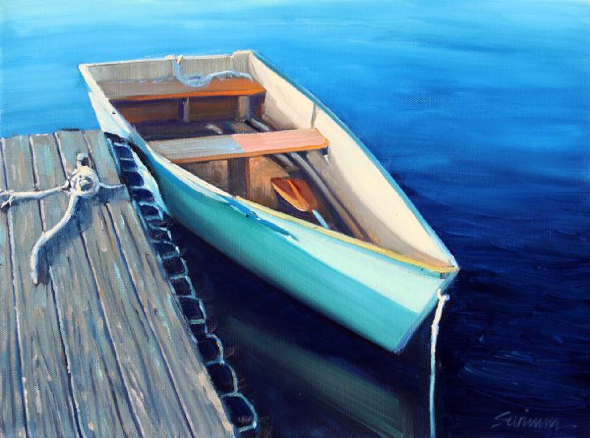 Tom Swimm: Cape Ann Sunrise by Tom Swimm