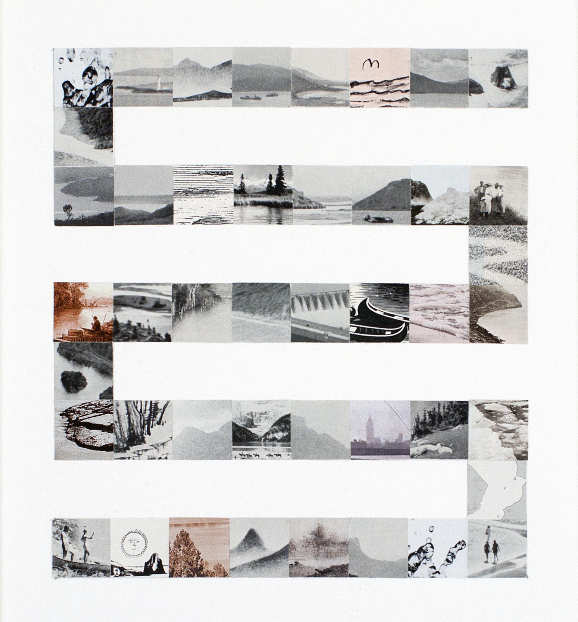 Shorelines II by John Sager
