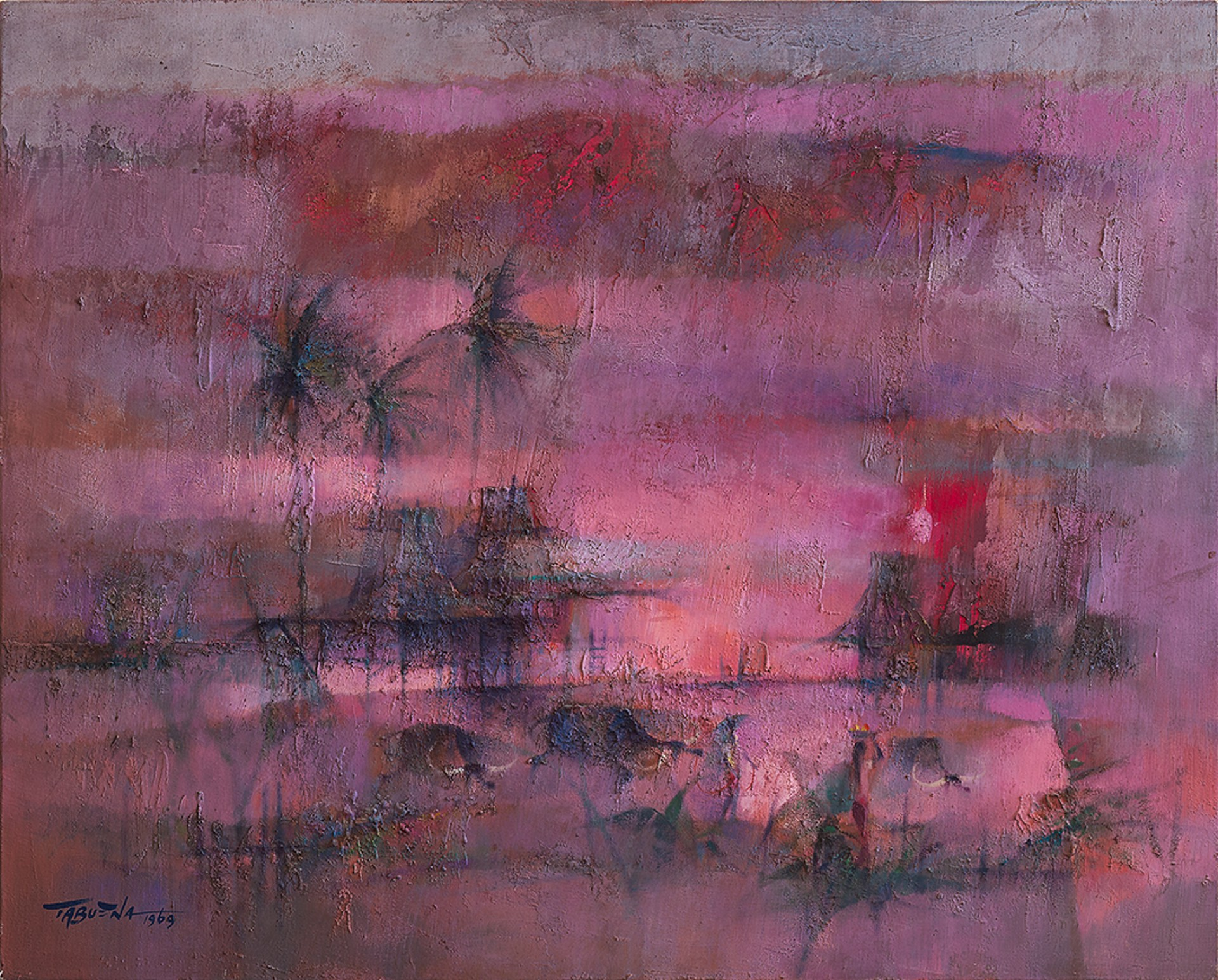 Sunset by Romeo Tabuena