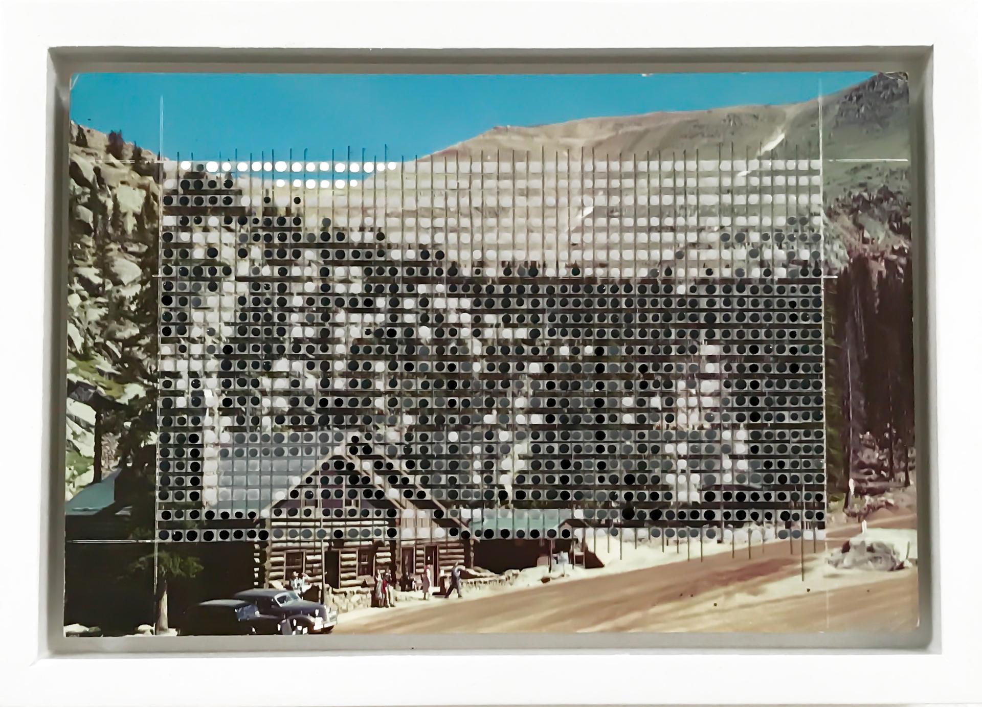 Borrowed Landscapes Study No.64/CO, Colorado Springs, Glen Cove Inn by Nina Tichava