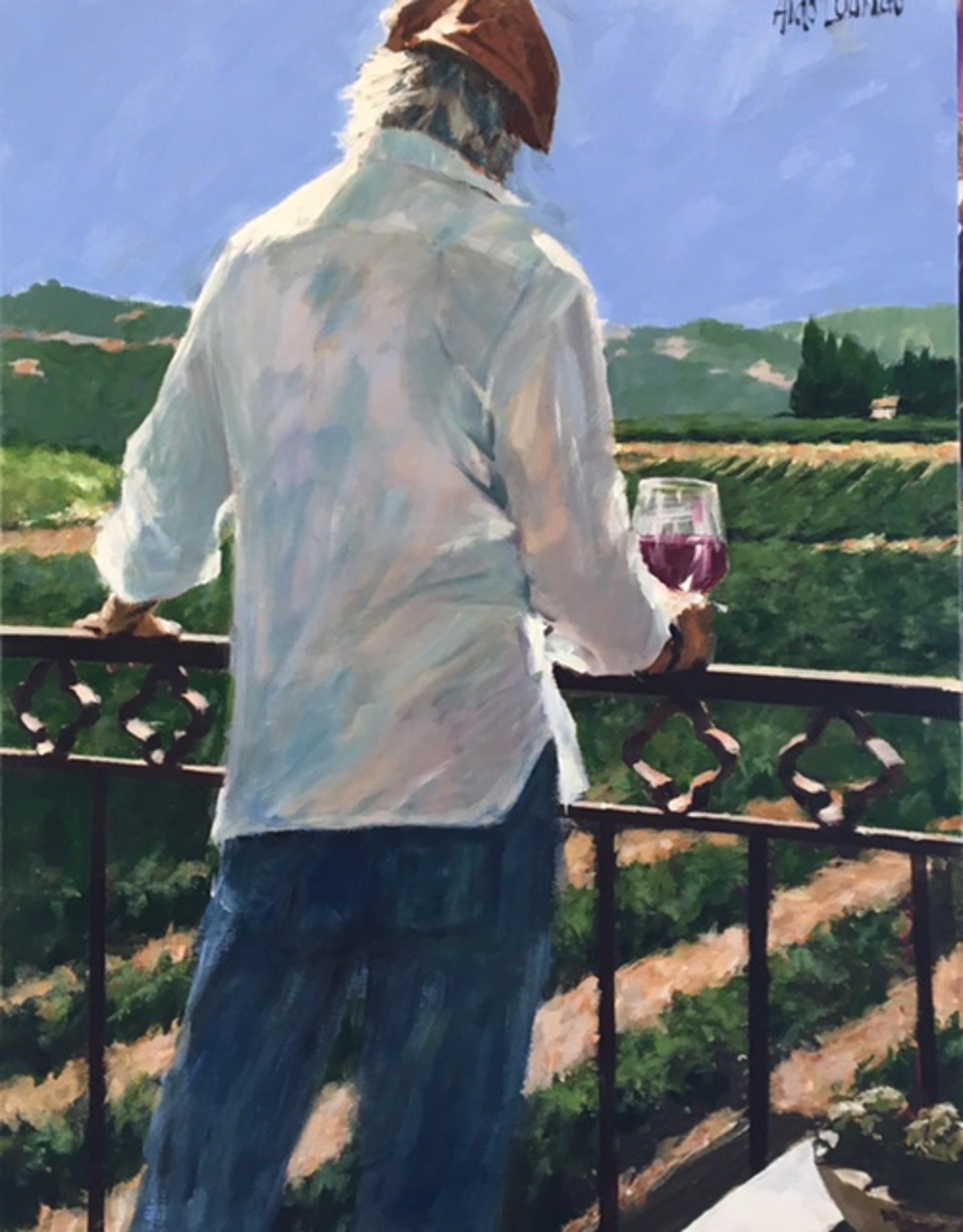 At Sunstone Santa Ynez by Aldo Luongo
