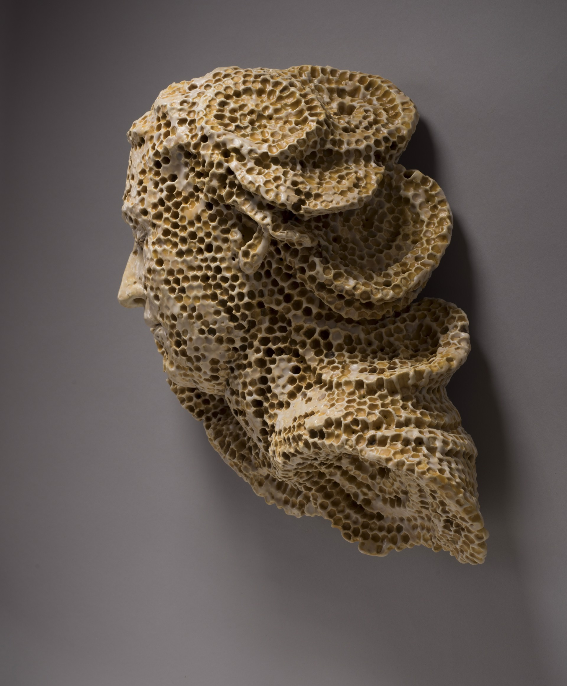"""Echo"" (Honey comb texture) by Adrian Arleo"