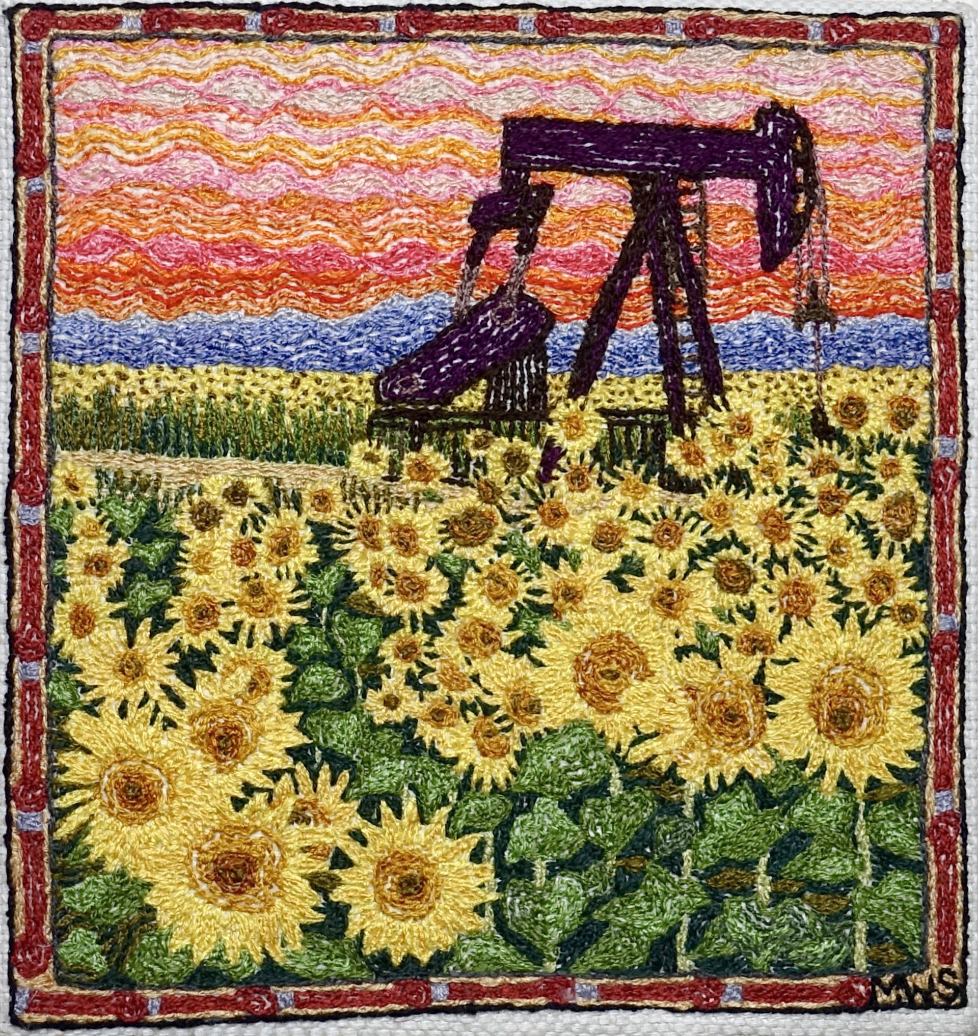 Fracking Fields by Martha Shade