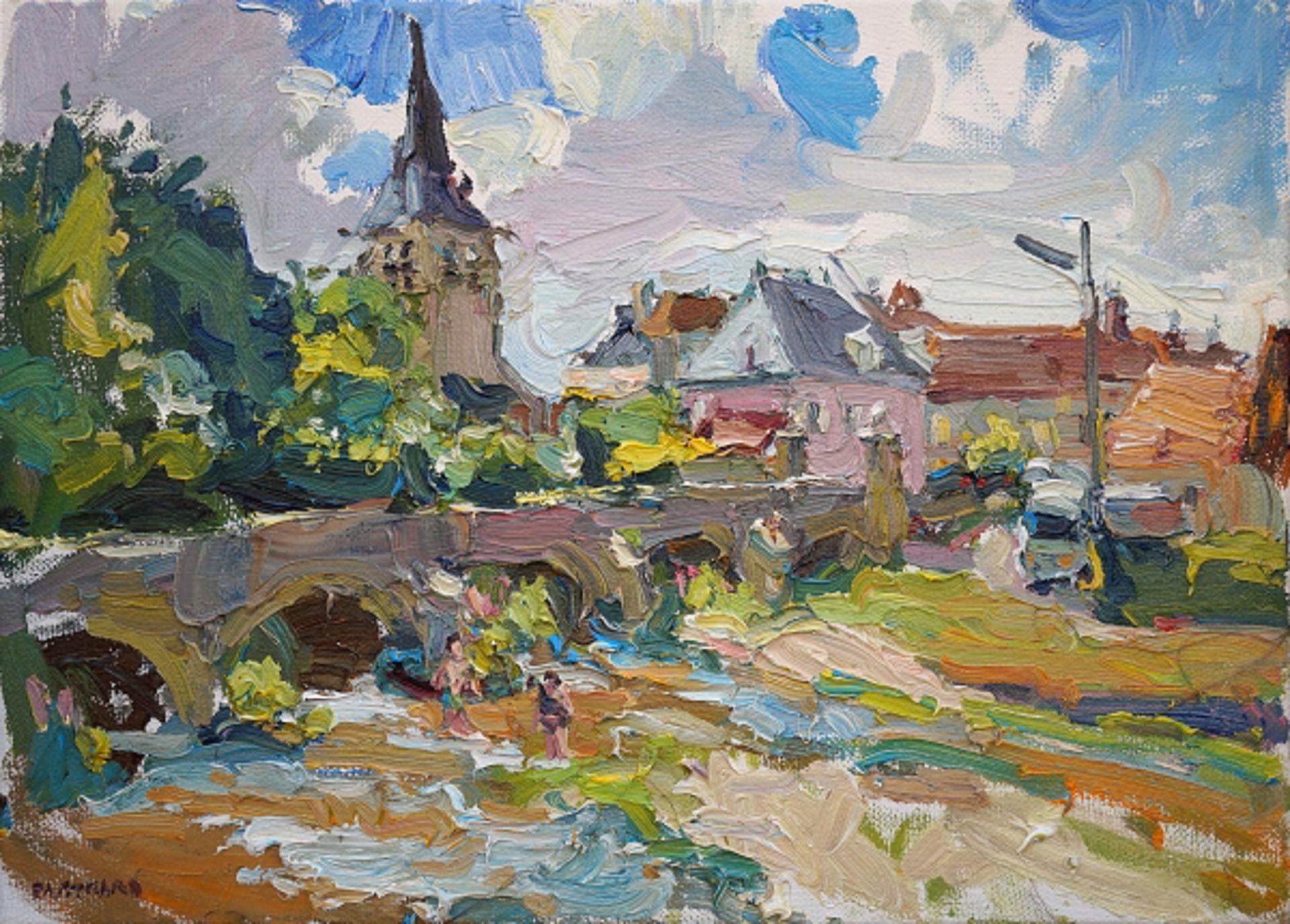 Summer by Antonin Passemard