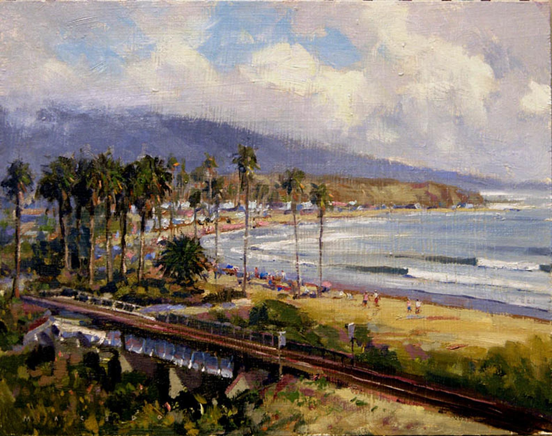 Trestles, San Clemente by Ronaldo Macedo