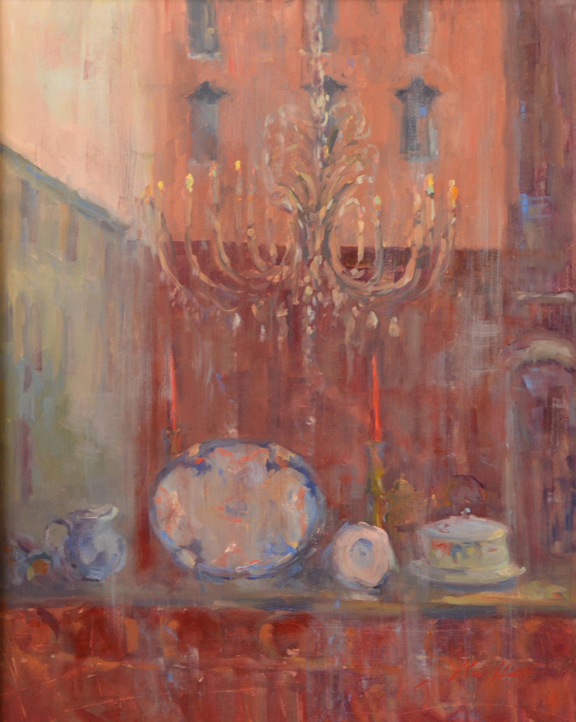 Antique Reflections by Karen Hewitt Hagan
