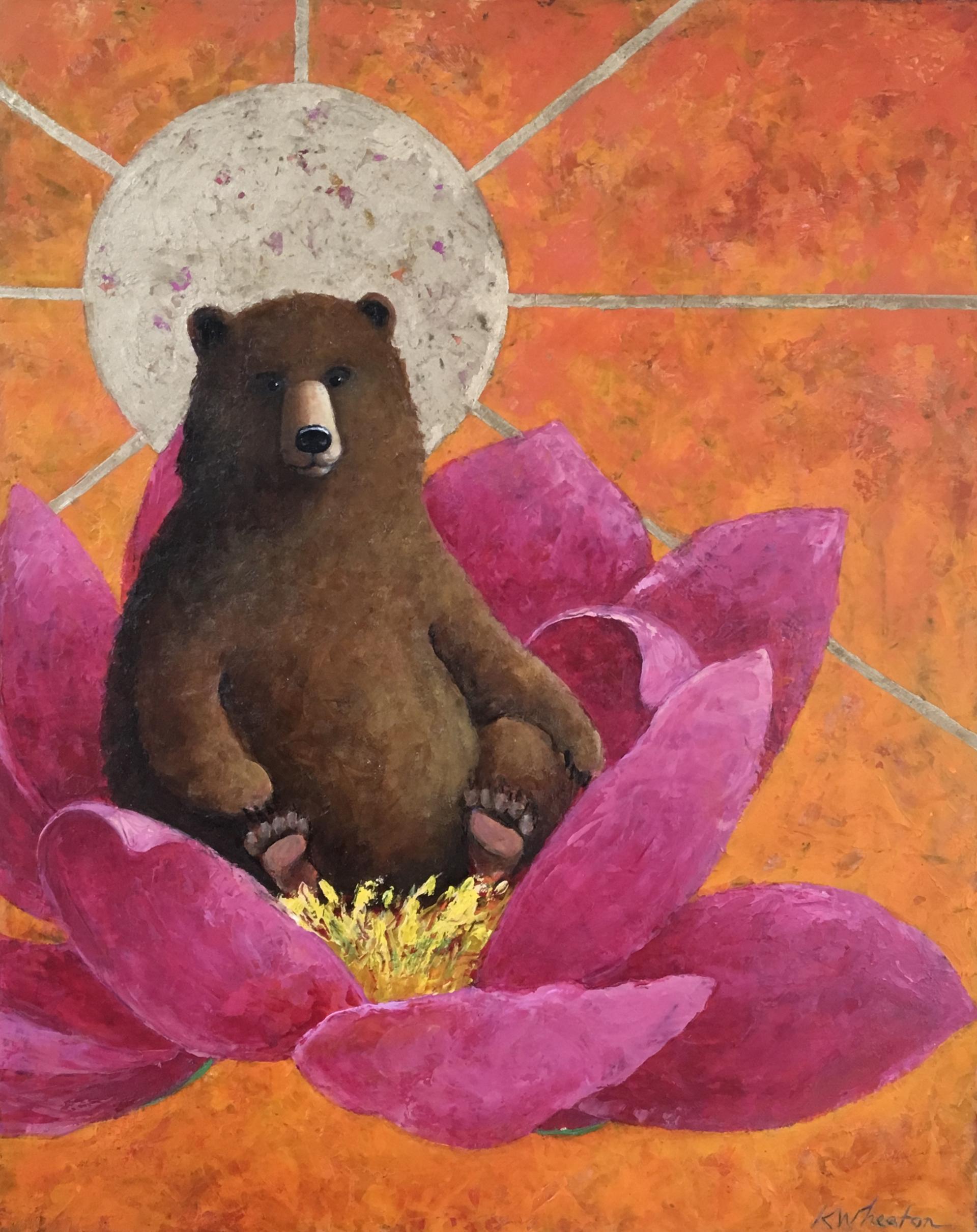 The Bear Abides by Kimberly Wheaton