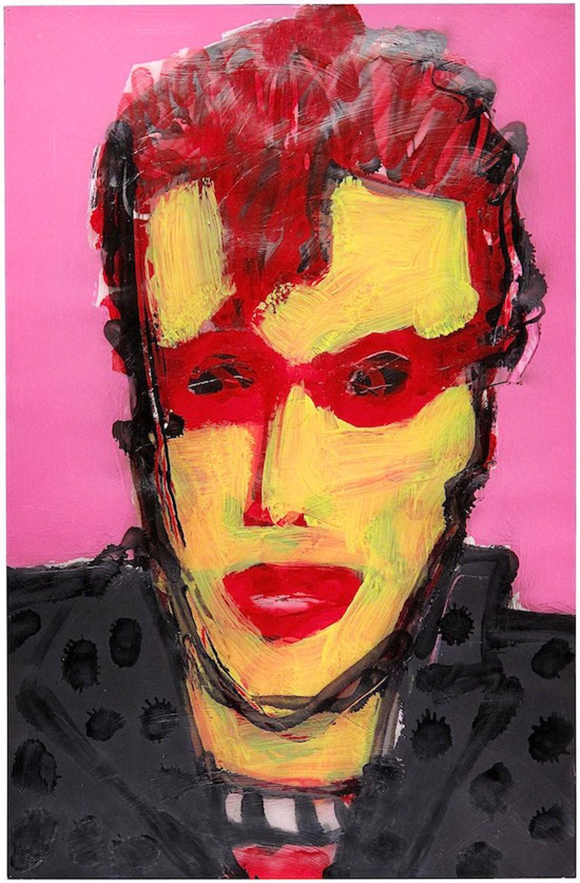 Portrait VIII by Nick Vukmanovich