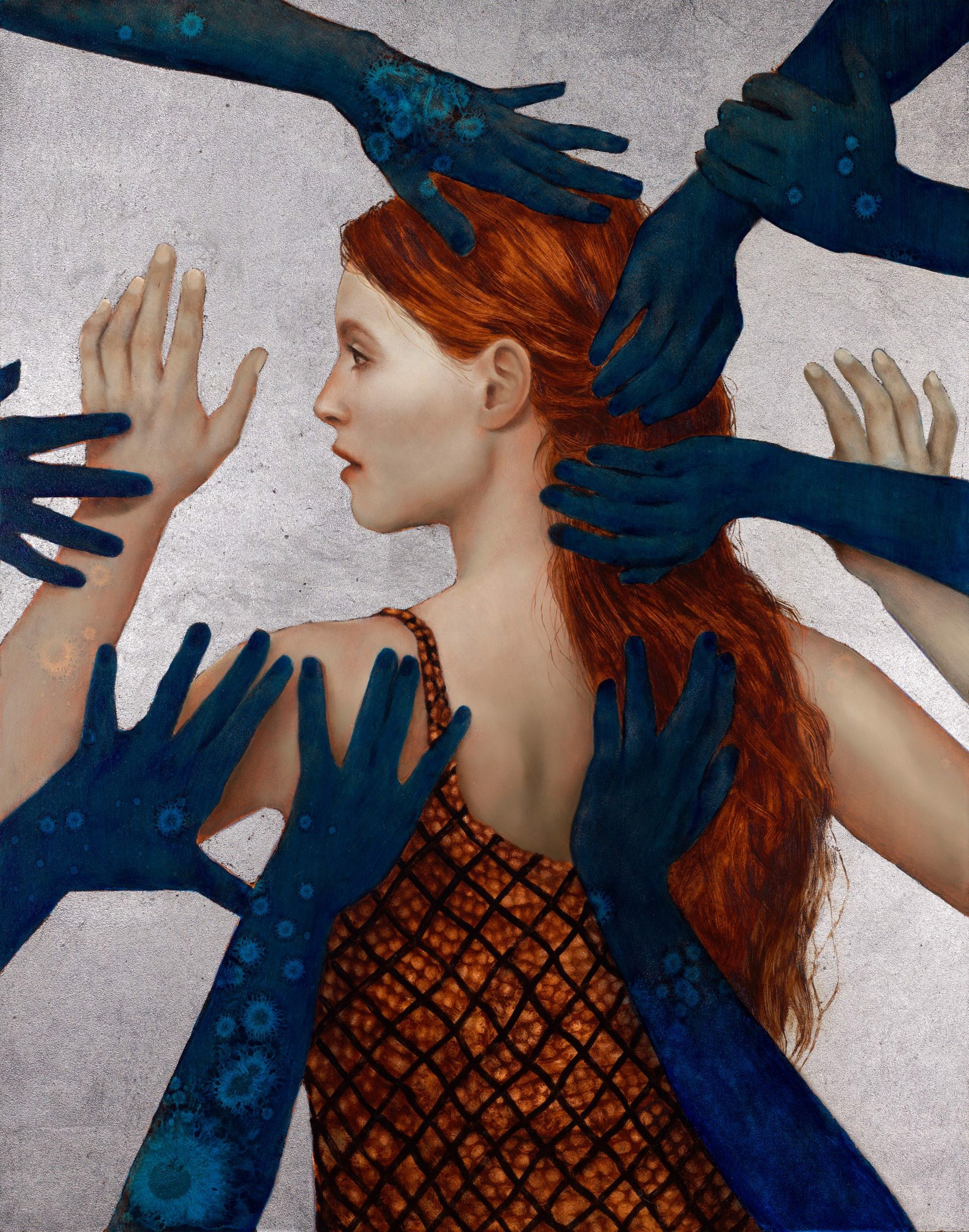 Silence is Complicity by Genevieve May