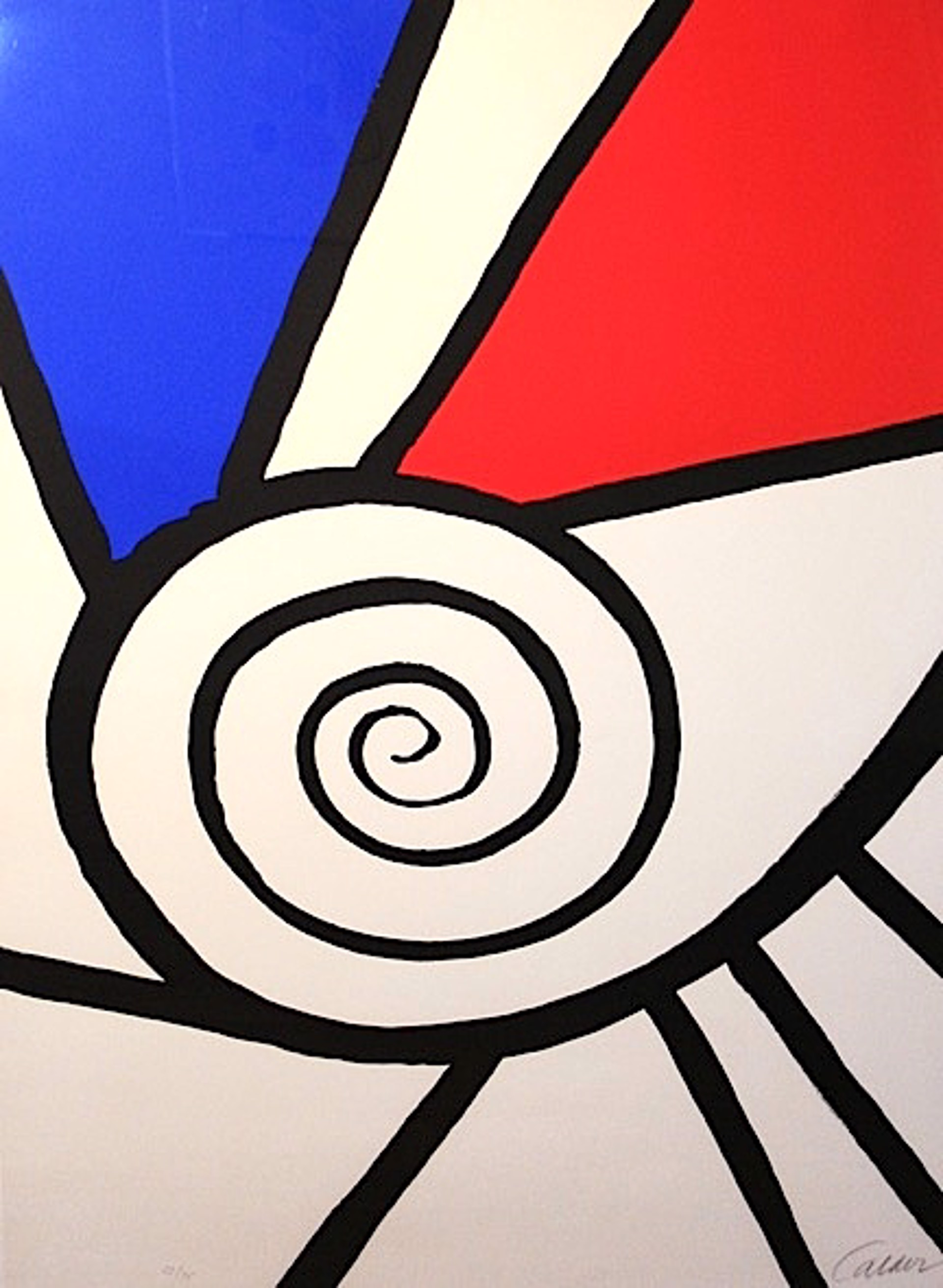 Spirale by Alexander Calder
