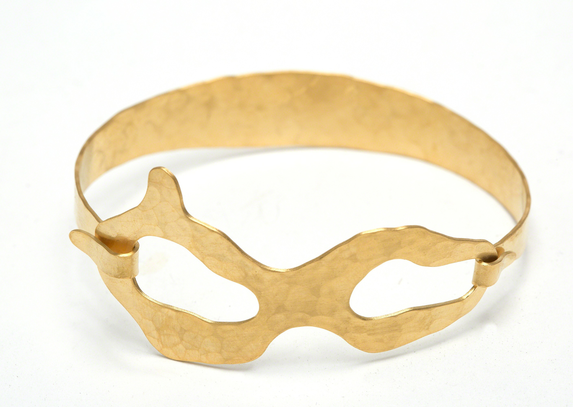 """Duo"" Bracelet by Jacques Jarrige"