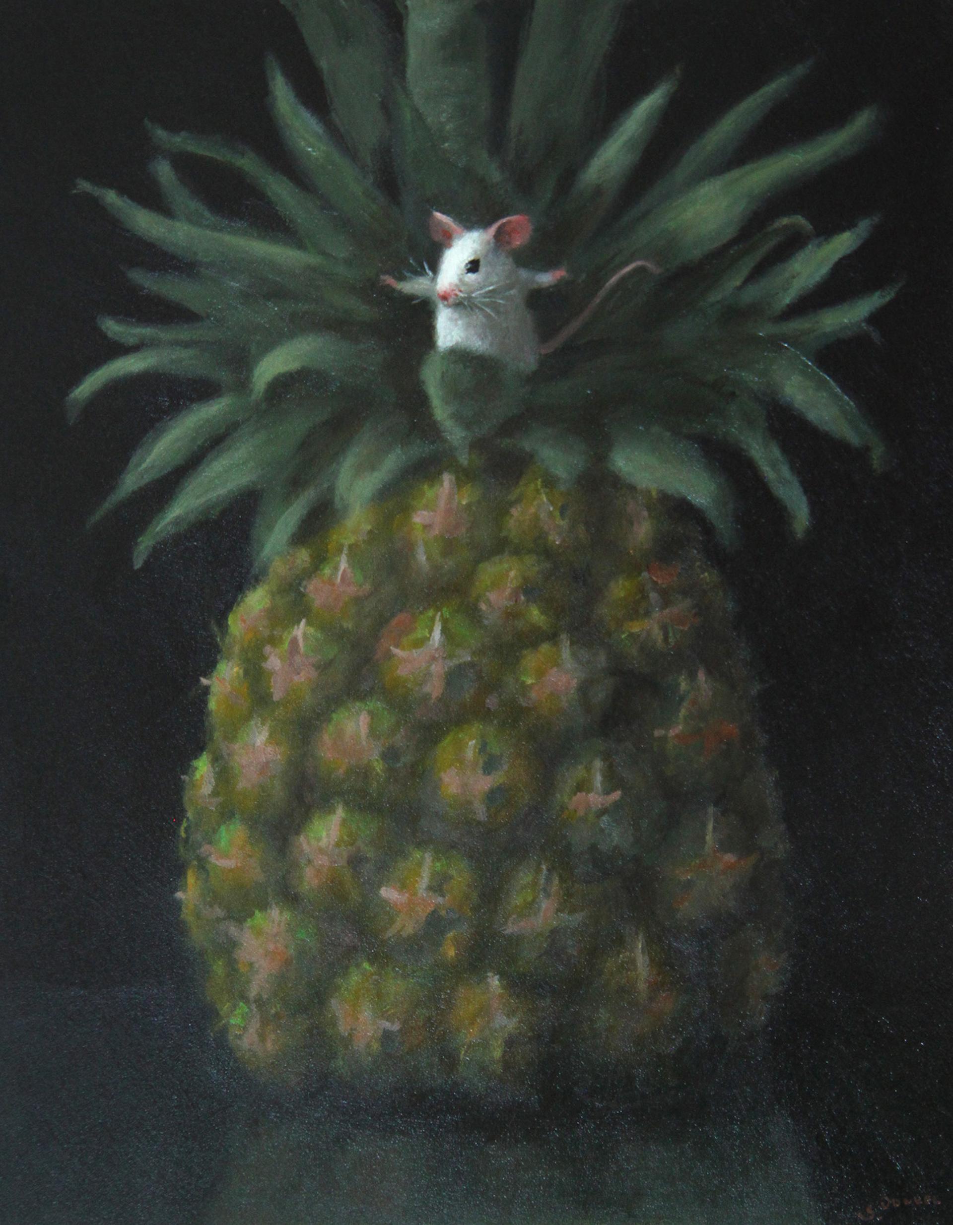 Pineapple Perch by Stuart Dunkel