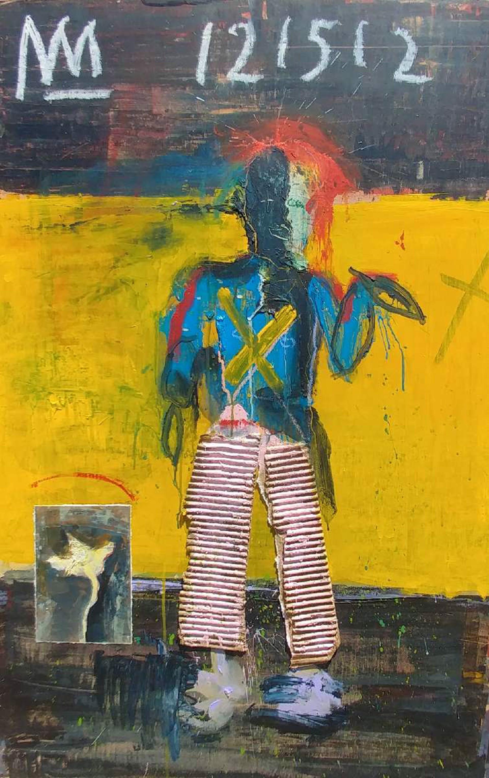 Reggae Man by Michael Snodgrass