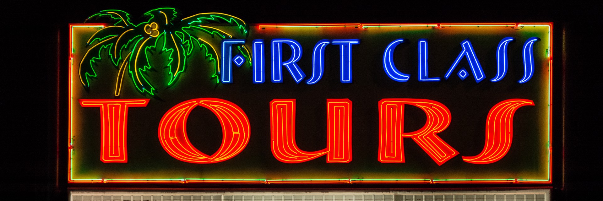 First Class Tours by James C. Ritchie