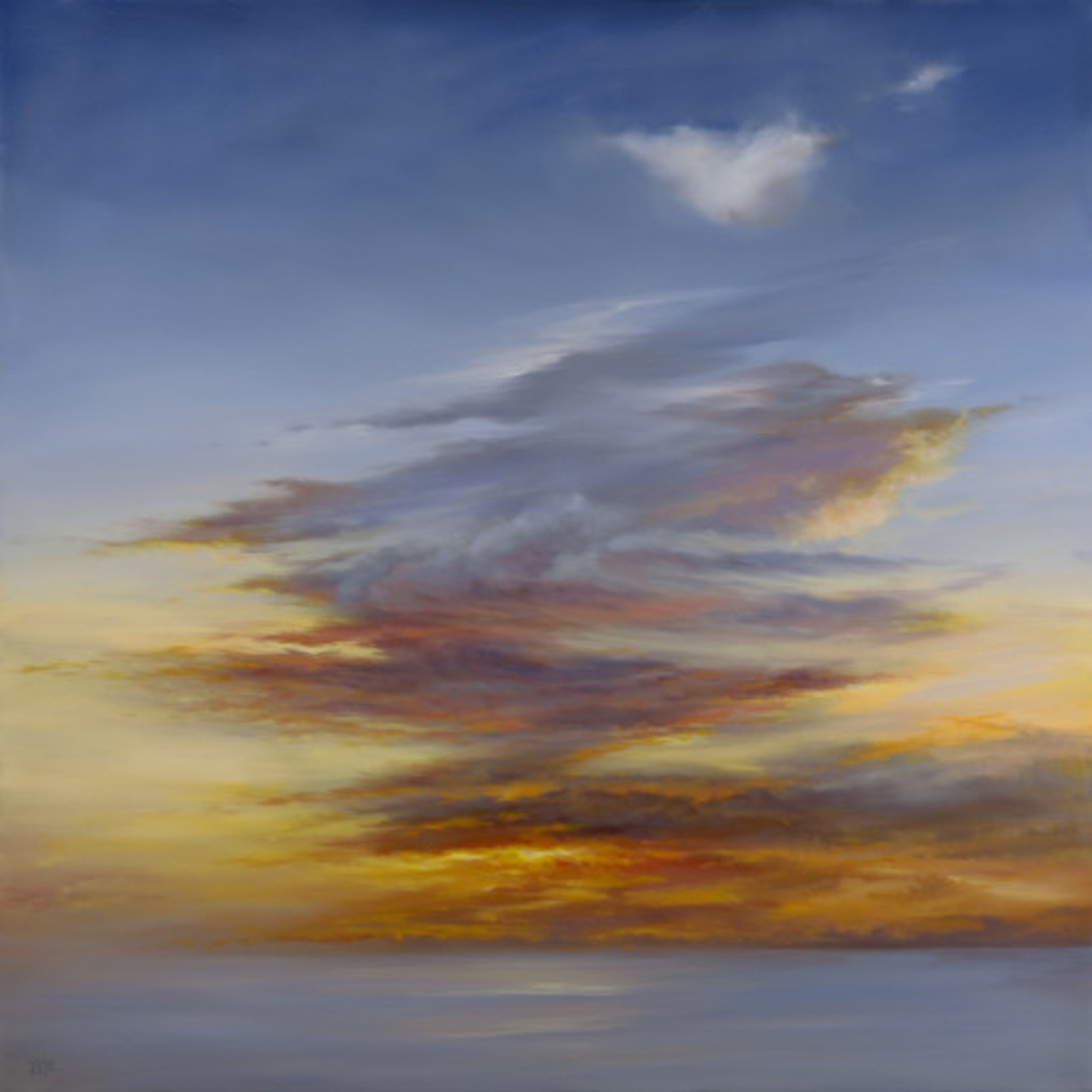 Never Ending by Cheryl Kline