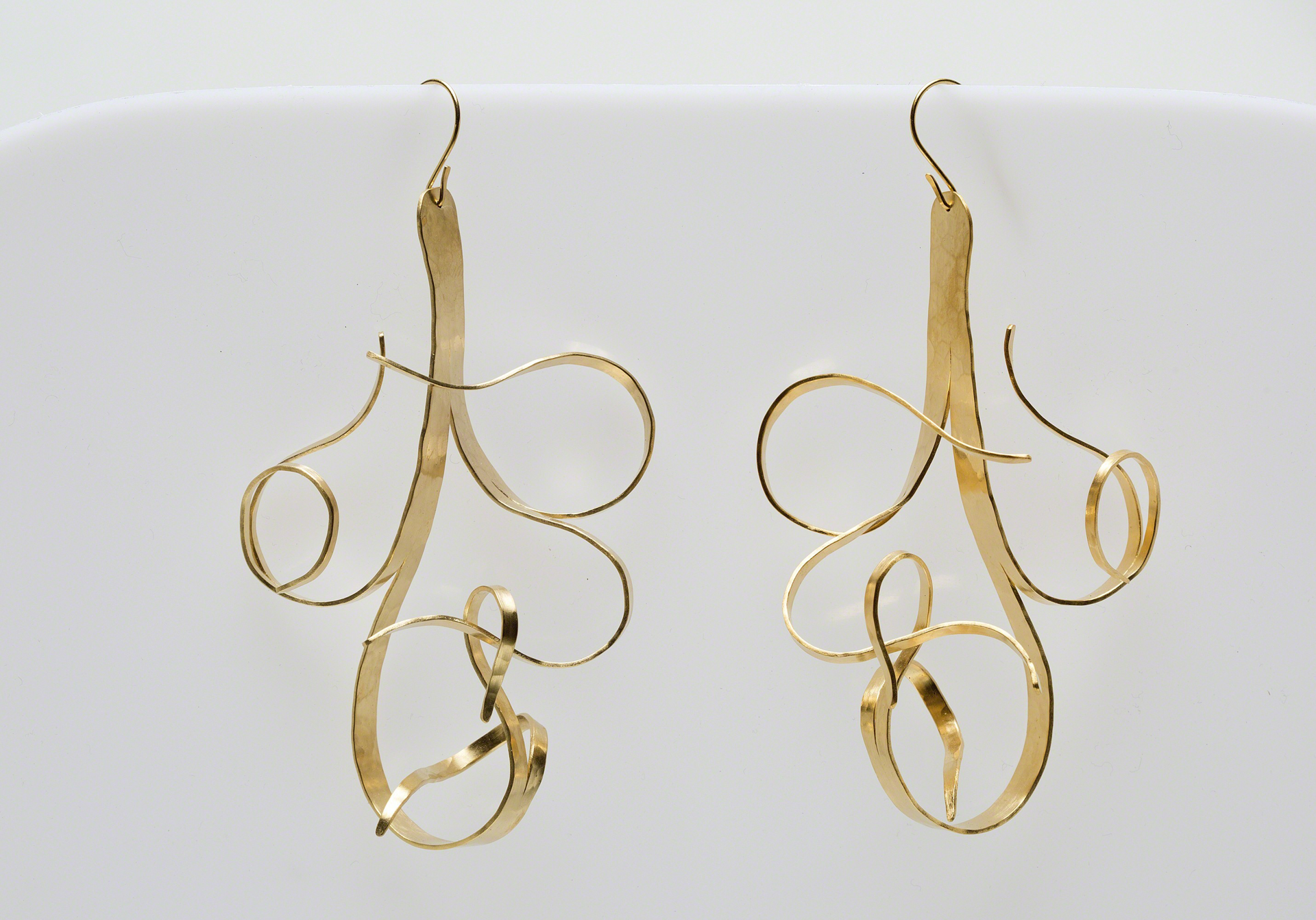 """Fiori"" Earrings by Jacques Jarrige"
